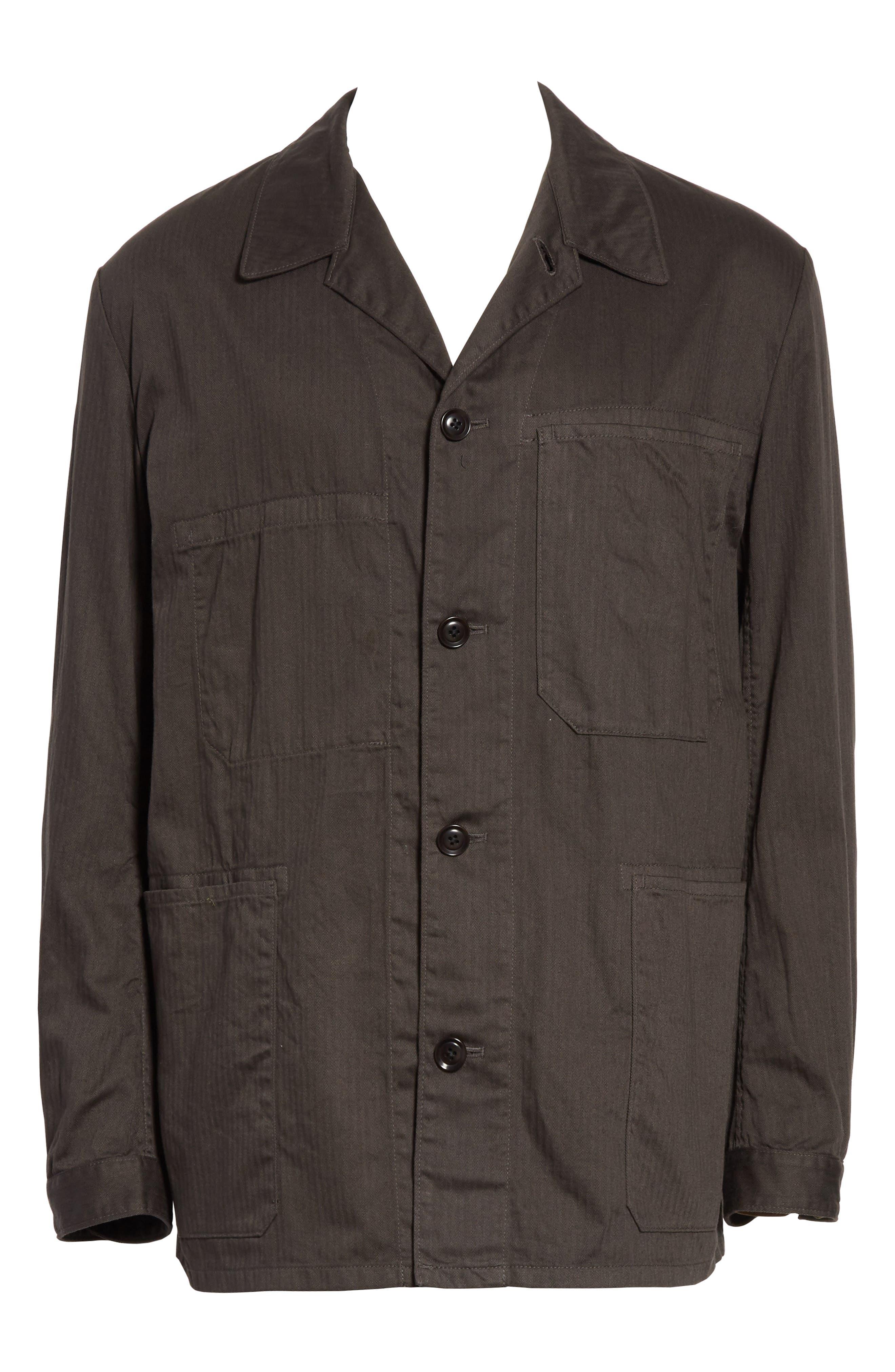 Chore Jacket,                             Alternate thumbnail 5, color,                             001