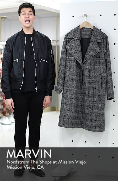 Double Fold Collar Coat, sales video thumbnail