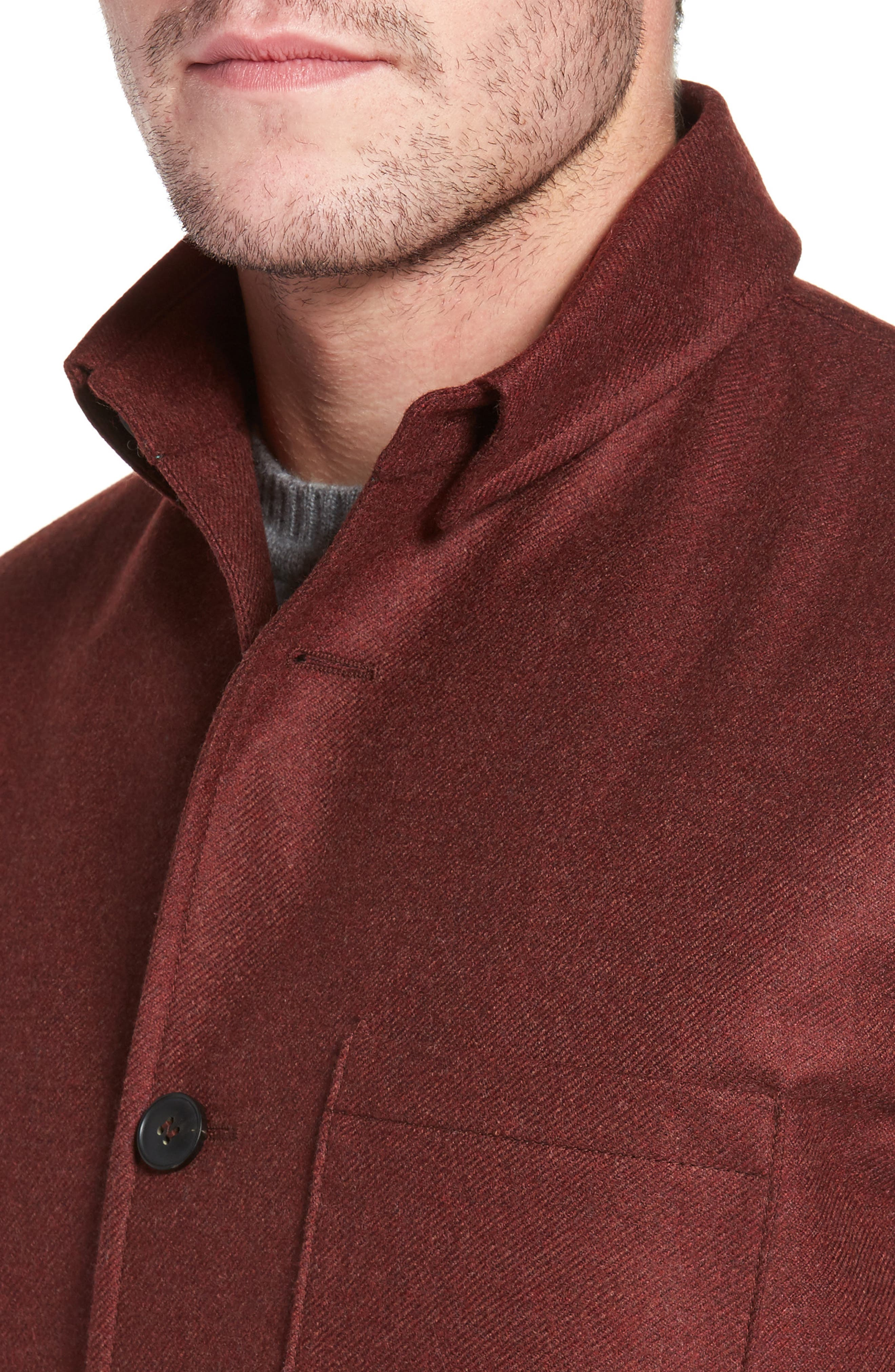 Loro Piana Storm System Shirt Jacket,                             Alternate thumbnail 20, color,