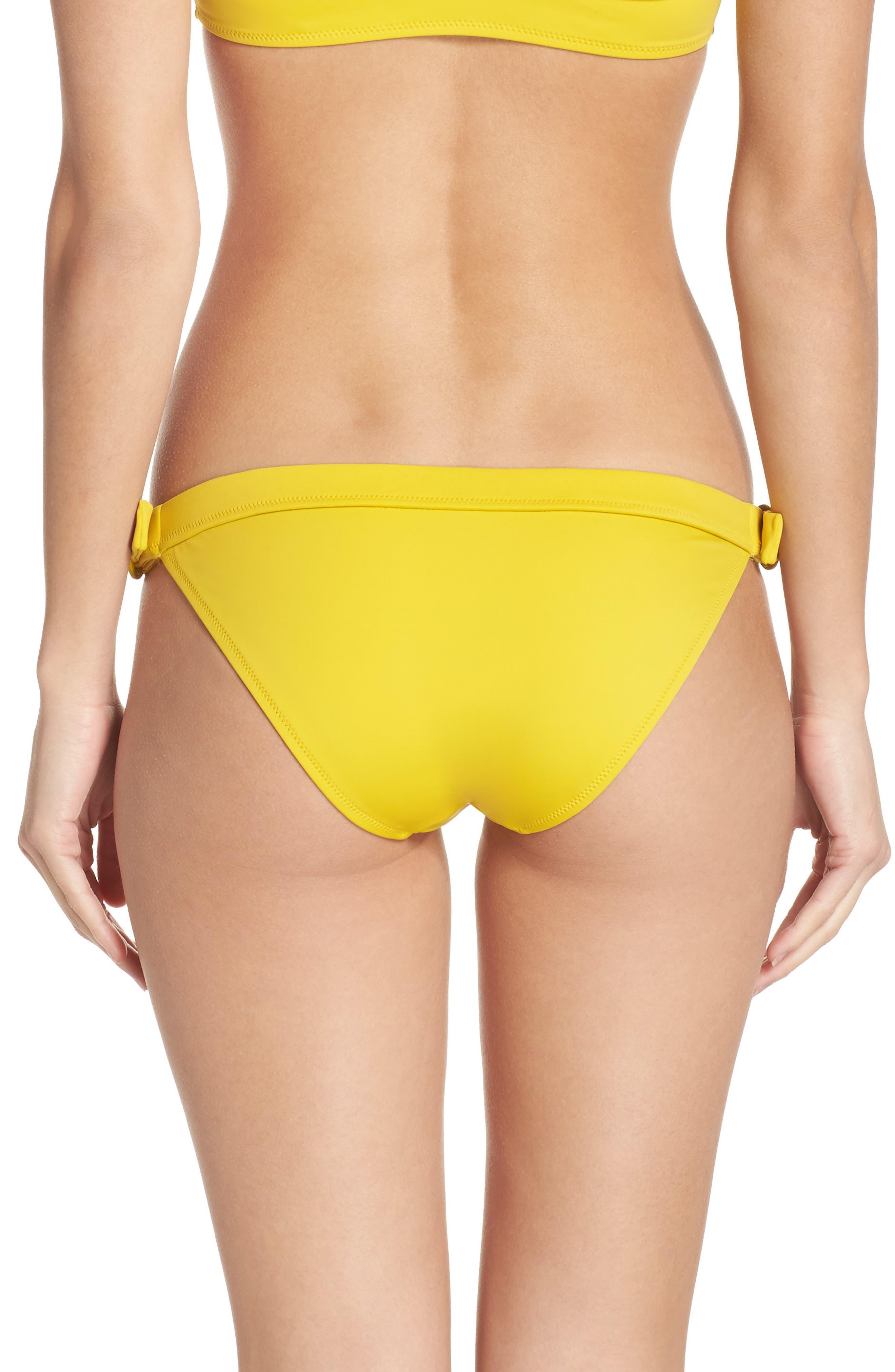 The Evelyn Bikini Bottoms,                             Alternate thumbnail 2, color,