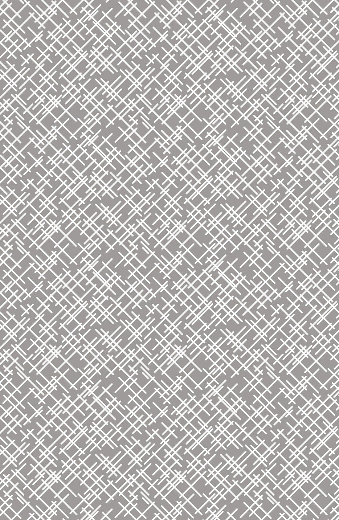 Infinity Nursing Scarf,                             Alternate thumbnail 5, color,                             BEIGE/ WHITE
