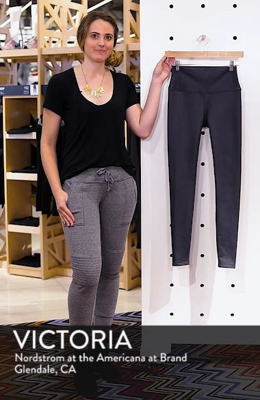 Airbrush High Waist Leggings, sales video thumbnail
