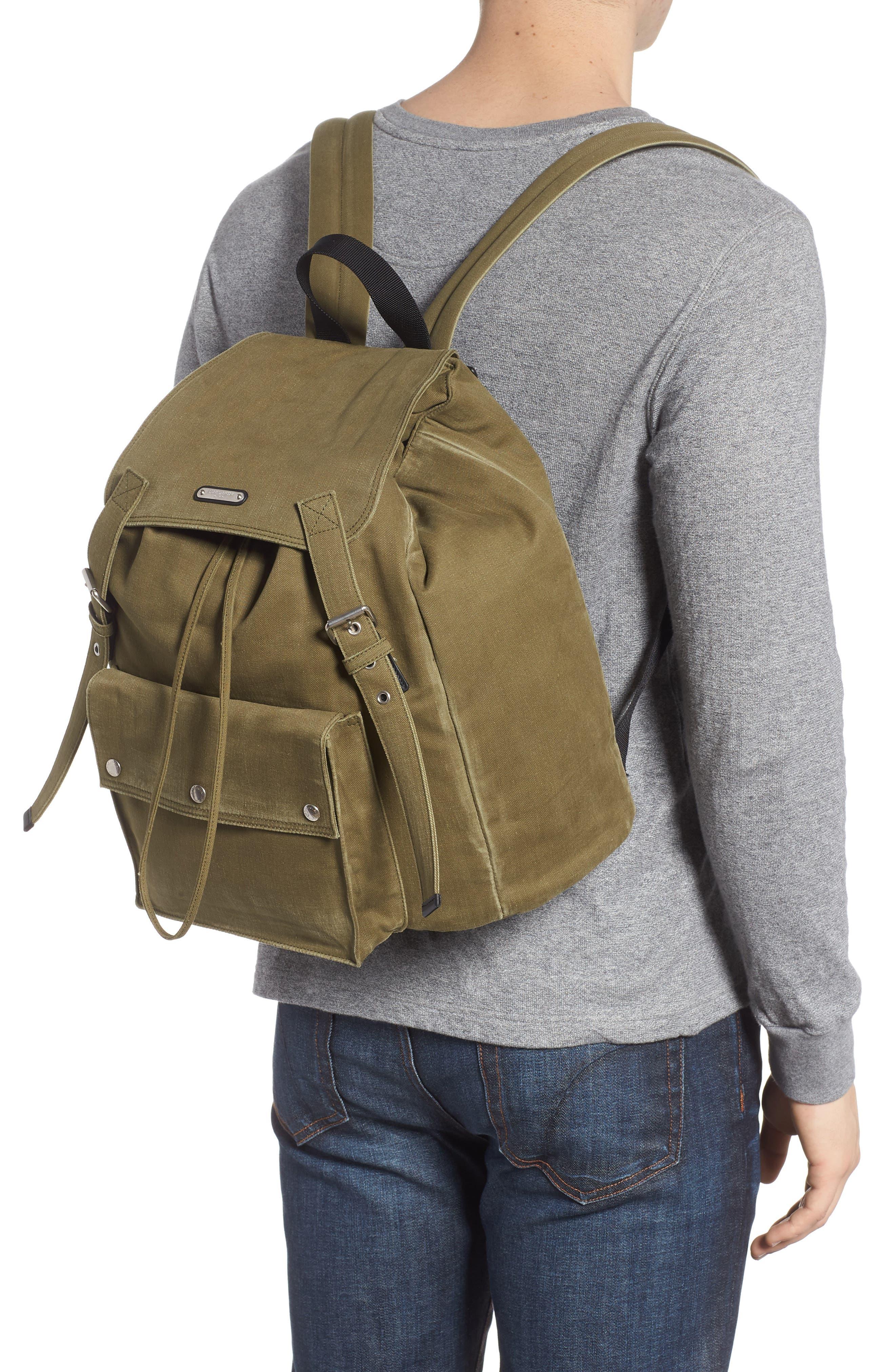 Noe Flap Backpack,                             Alternate thumbnail 2, color,                             300
