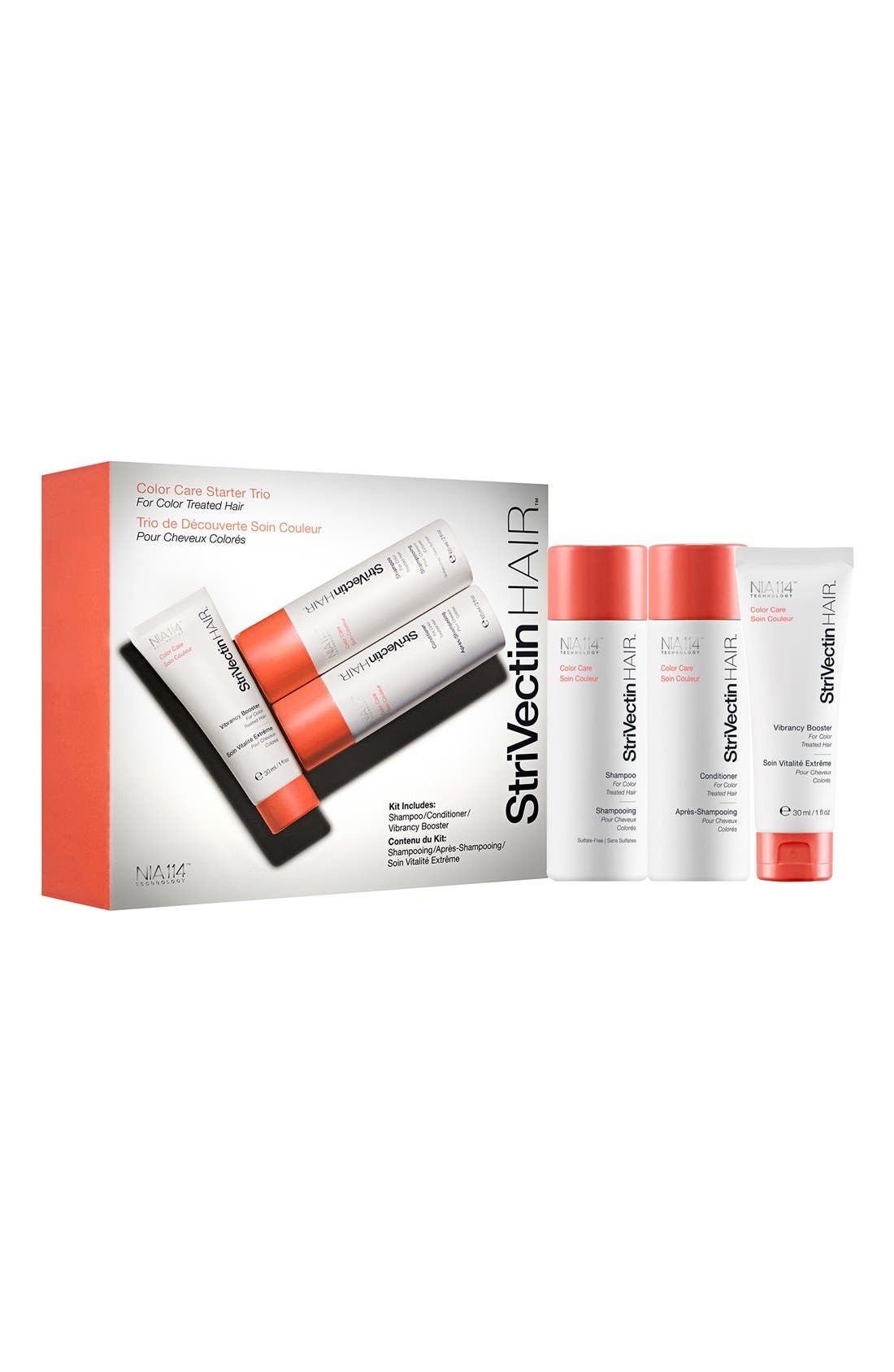 StriVectinHAIR<sup>™</sup> 'Color Care' Hair Starter Trio,                             Main thumbnail 1, color,                             000