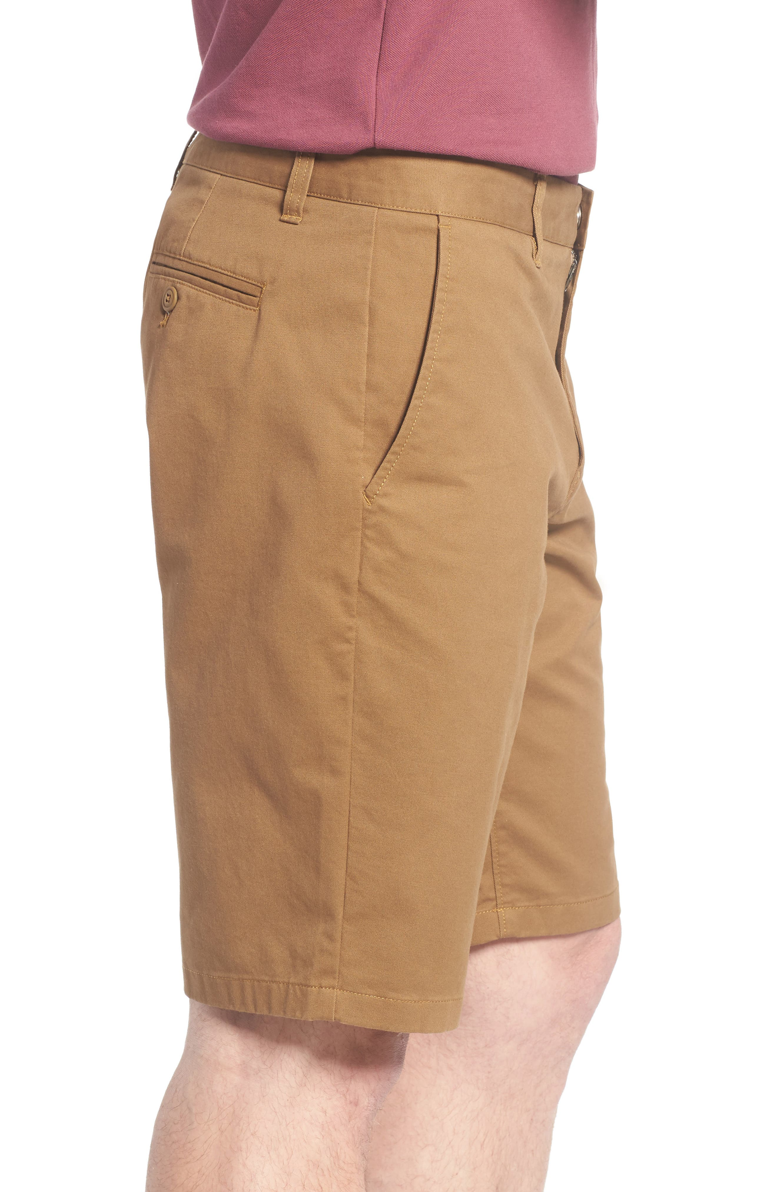 Stretch Washed Chino 11-Inch Shorts,                             Alternate thumbnail 58, color,