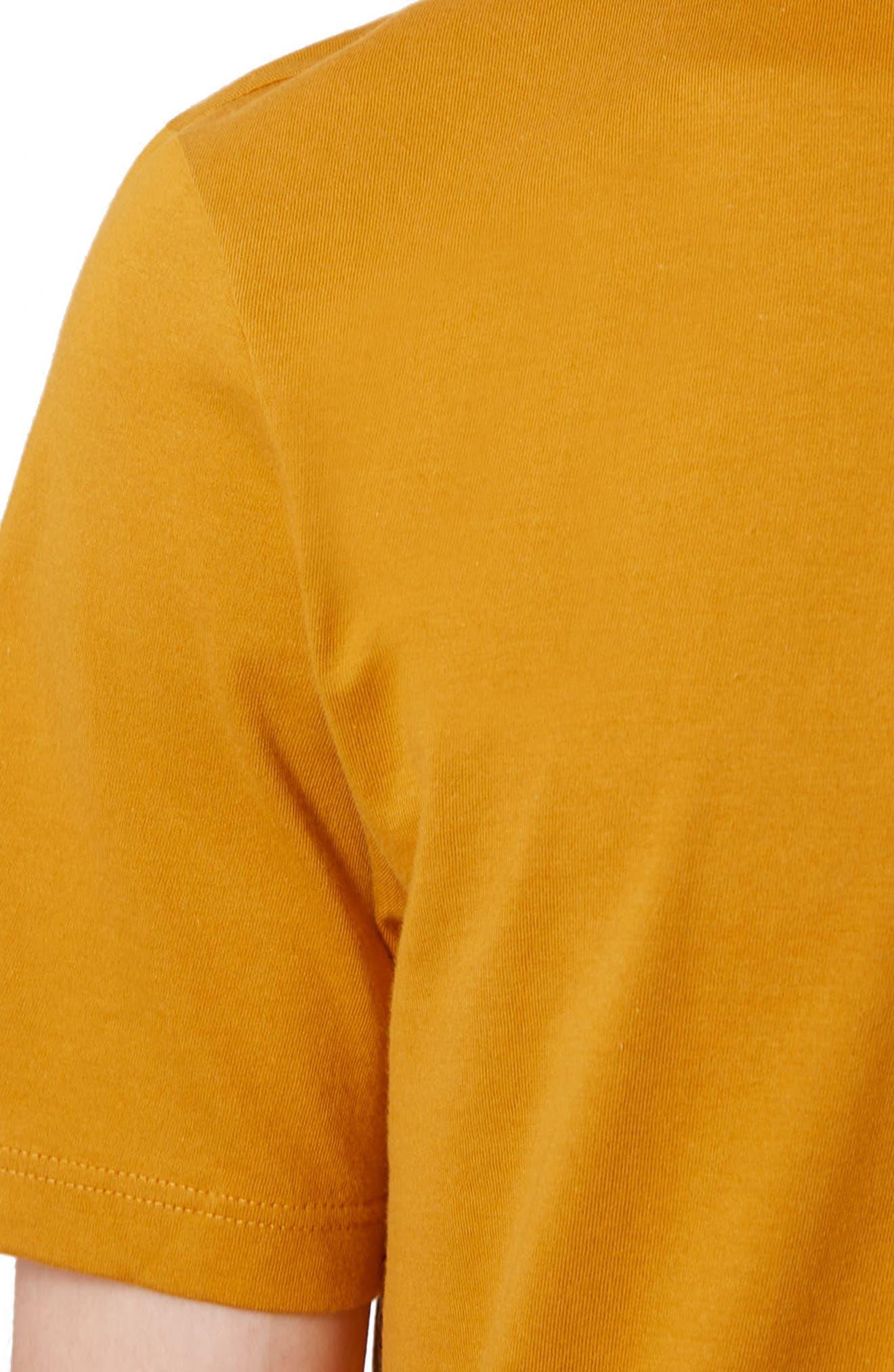 Slim Fit Crewneck T-Shirt,                             Alternate thumbnail 376, color,