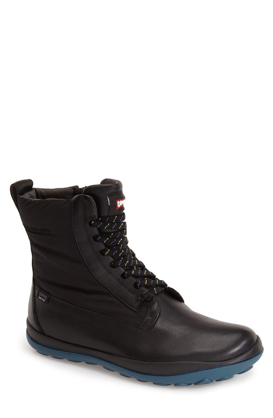 CAMPER 'Peu Pista' Gore-Tex<sup>®</sup> Boot, Main, color, 001
