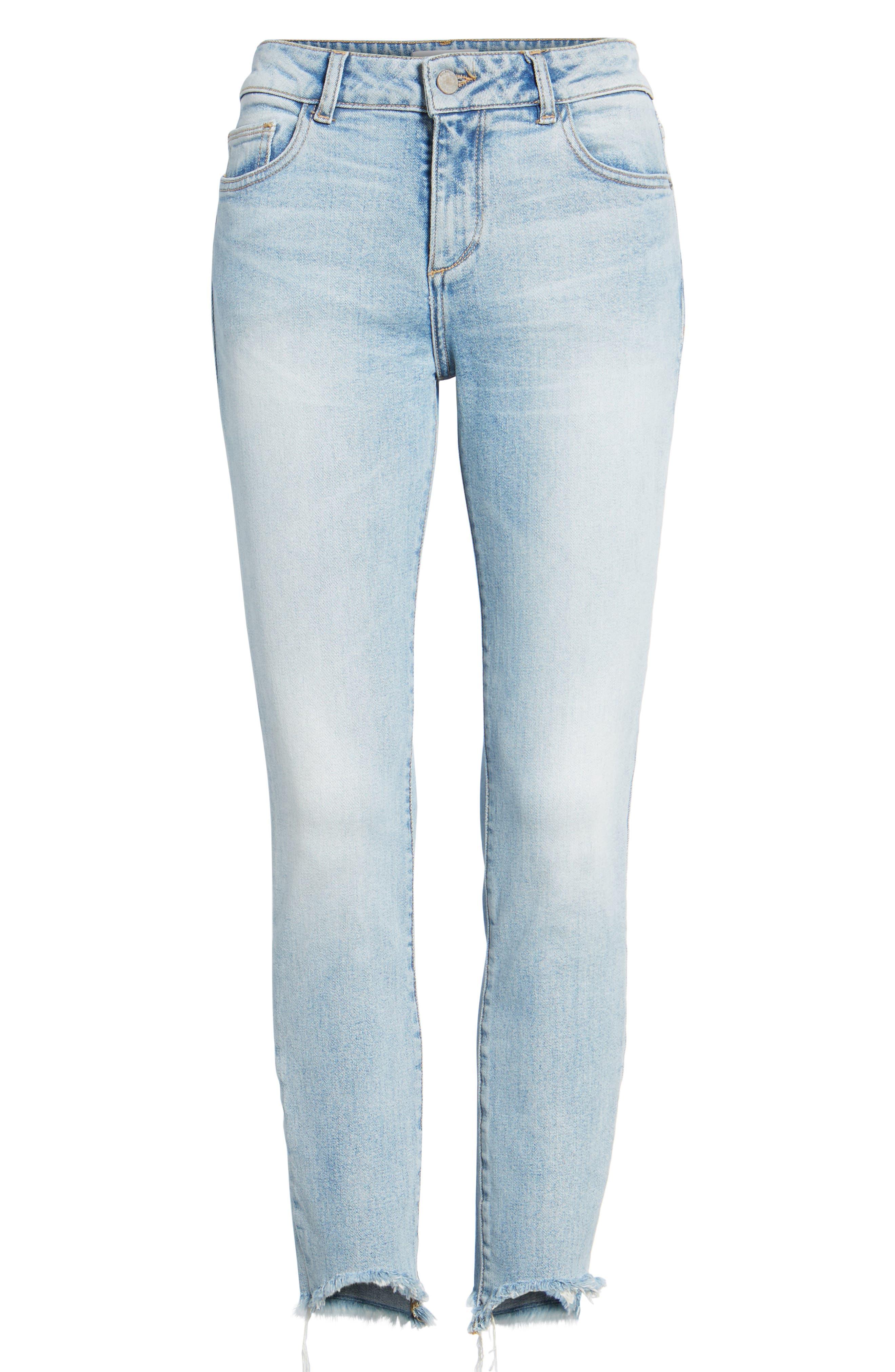 Margaux Instasculpt Ankle Skinny Jeans,                             Alternate thumbnail 7, color,                             430