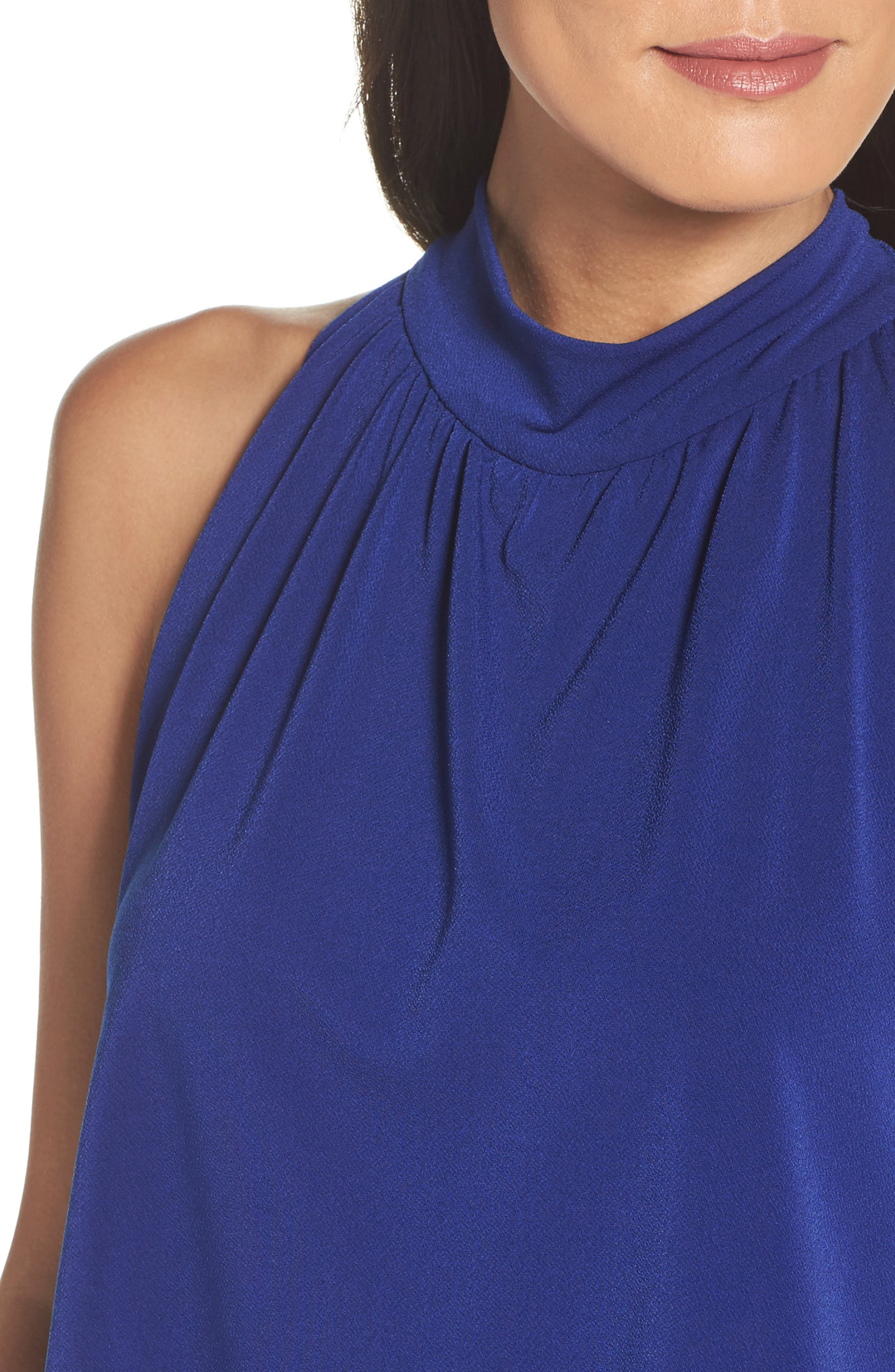 'Syler' Popover Jersey Maxi Dress,                             Alternate thumbnail 4, color,                             415
