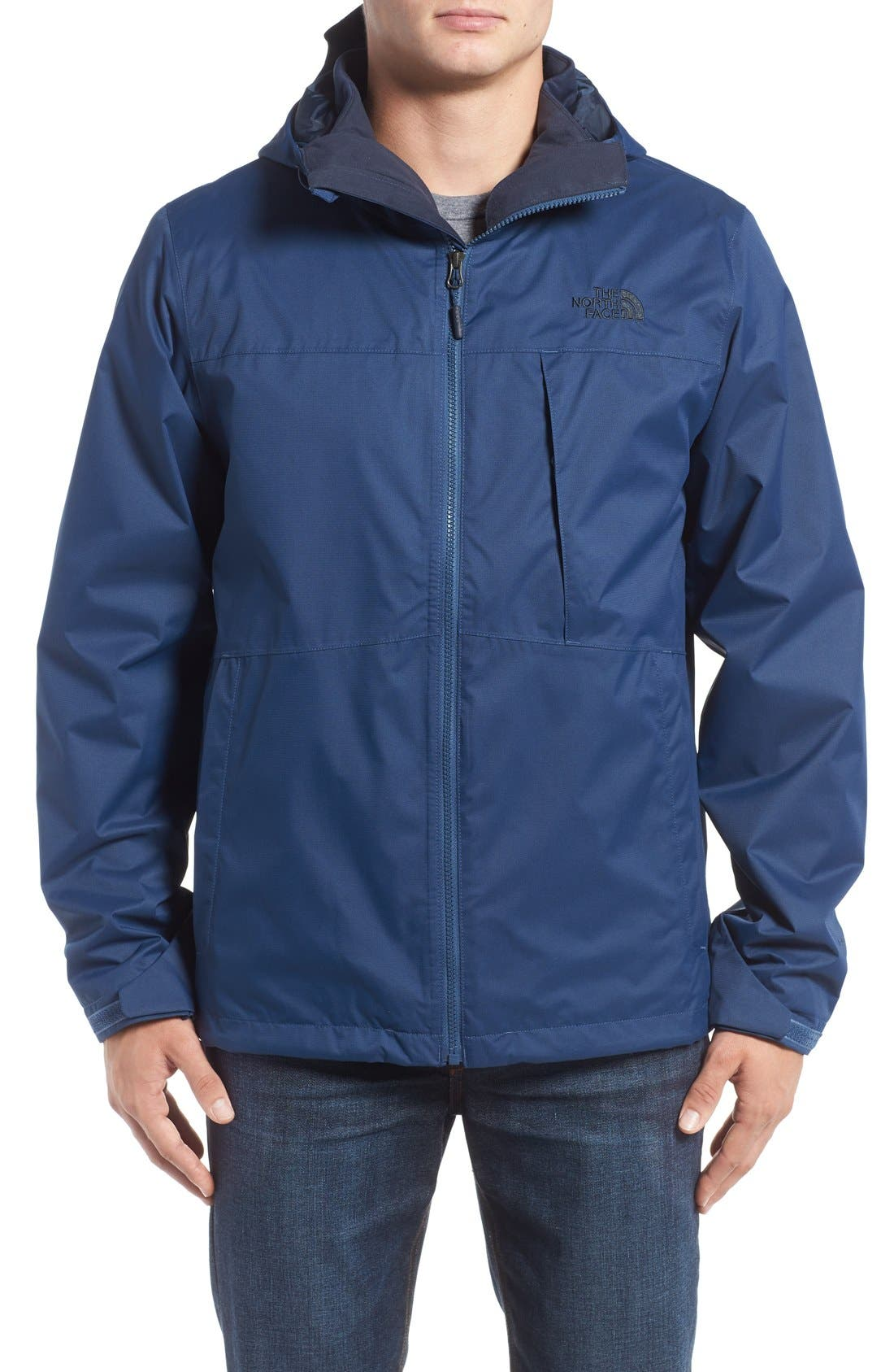 'Arrowood' TriClimate<sup>®</sup> 3-in-1 Jacket,                             Main thumbnail 8, color,