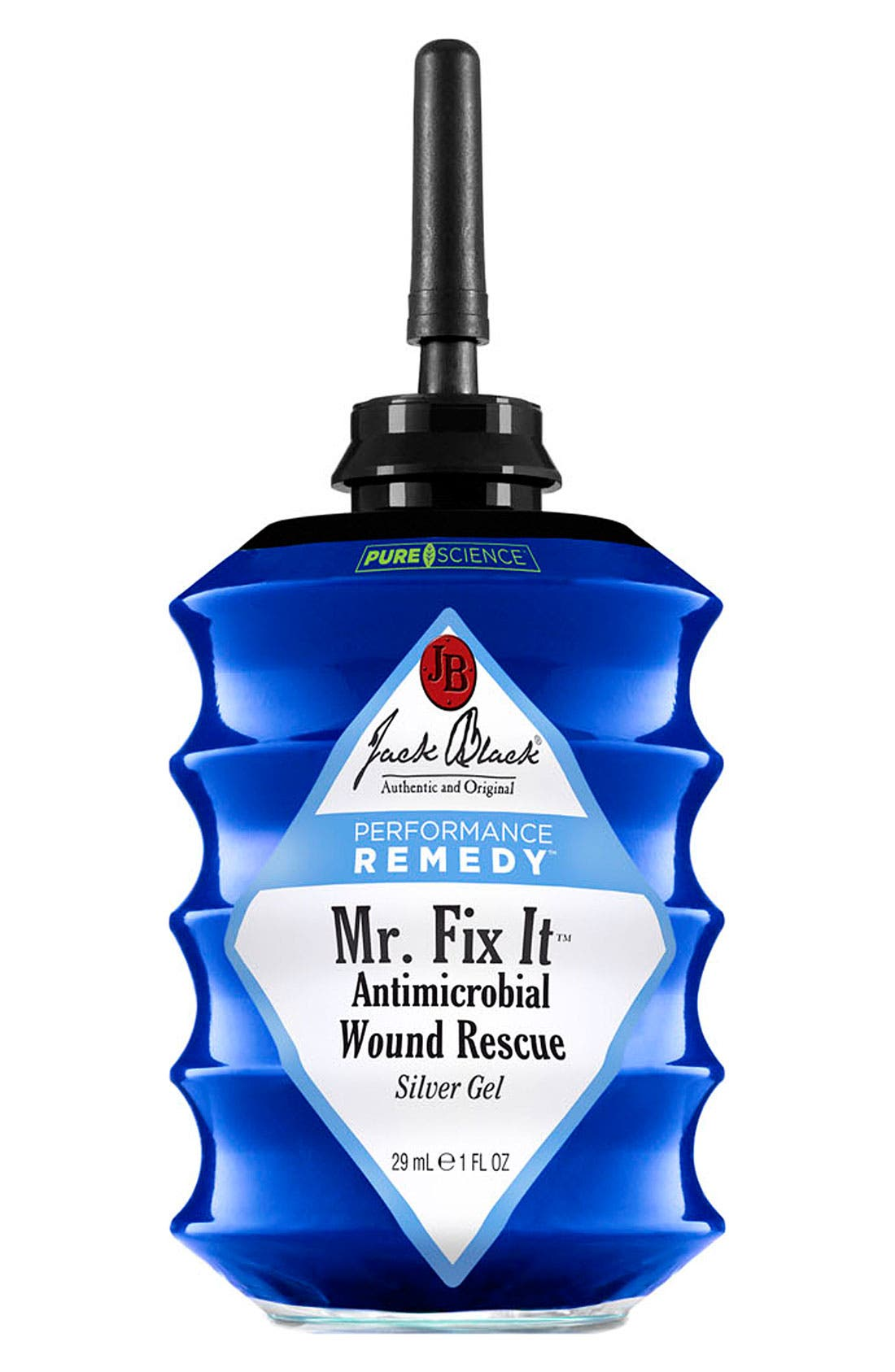 'Mr. Fix It' Antimicrobial Wound Rescue, Main, color, 000