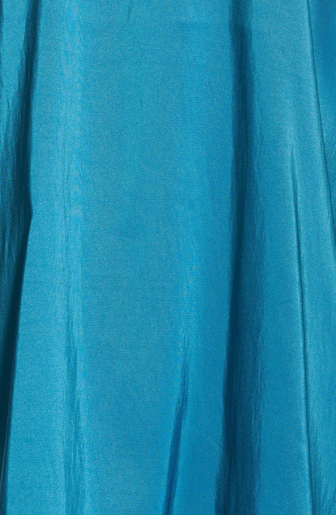 'Mini Donatella' Reversible Pleat Hood Packable Travel Coat,                             Alternate thumbnail 66, color,