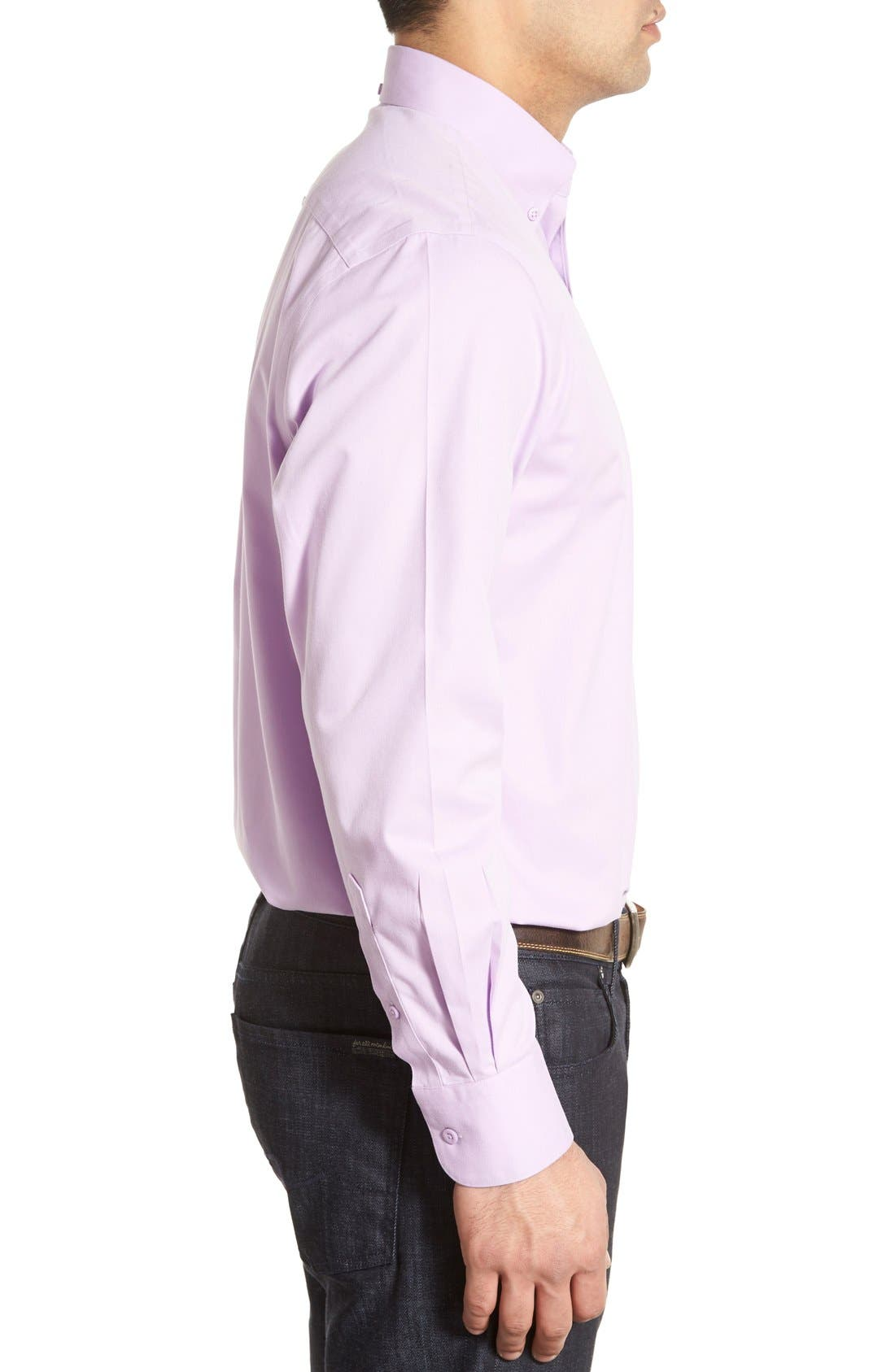 Smartcare<sup>™</sup> Traditional Fit Twill Boat Shirt,                             Alternate thumbnail 102, color,