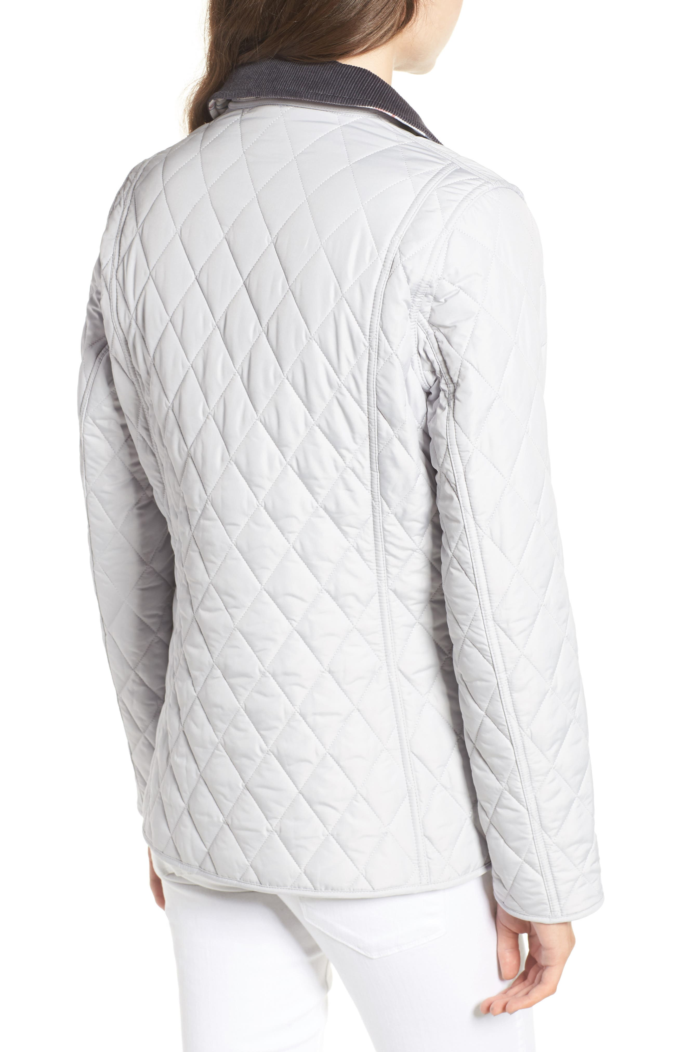Spring Annandale Quilted Jacket,                             Alternate thumbnail 6, color,