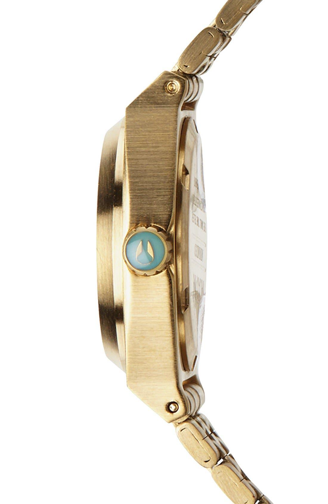'The Small Time Teller' Bracelet Watch, 26mm,                             Alternate thumbnail 52, color,