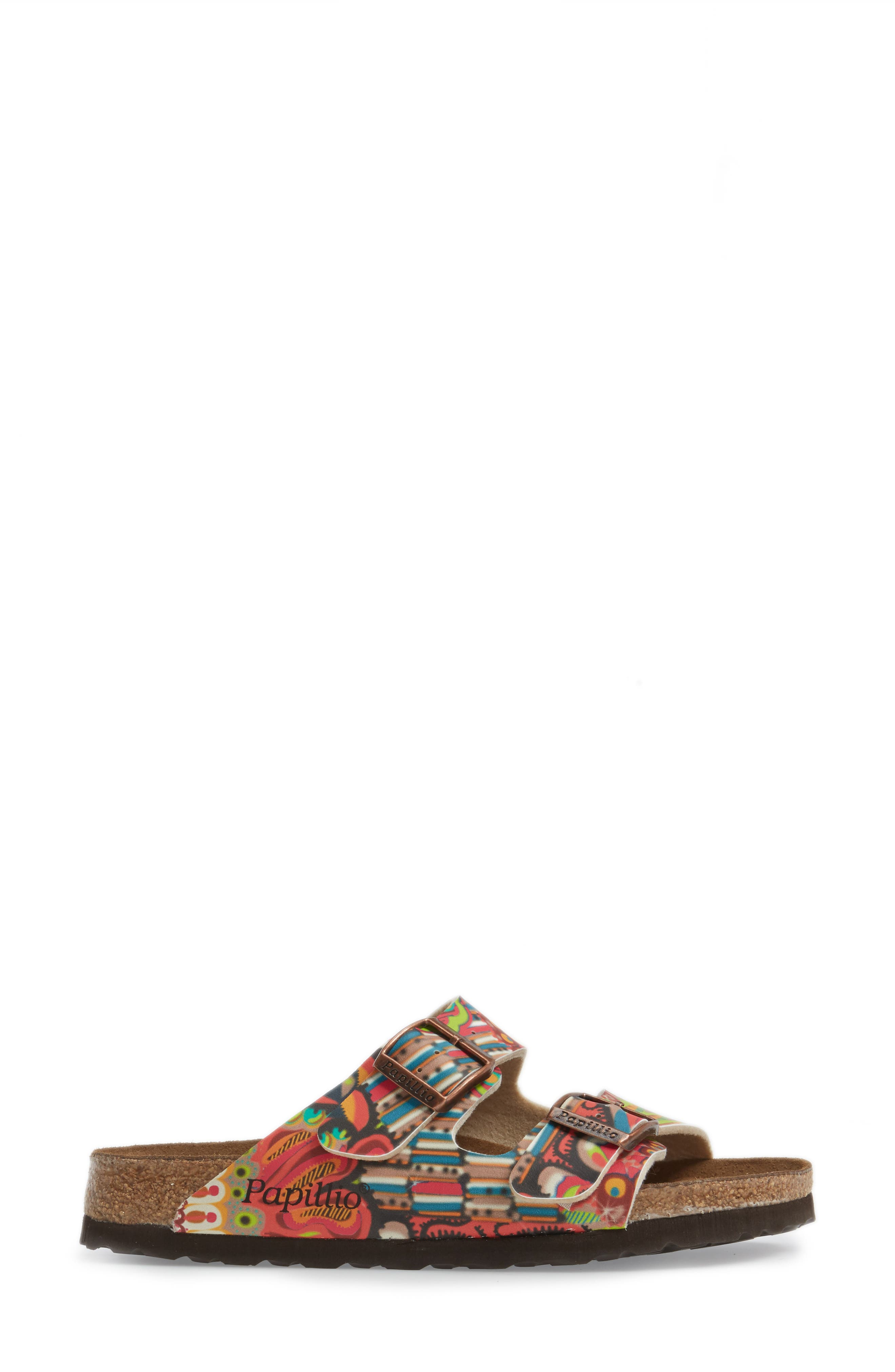 Papillio by Birkenstock 'Arizona' Birko-Flor Sandal,                             Alternate thumbnail 43, color,