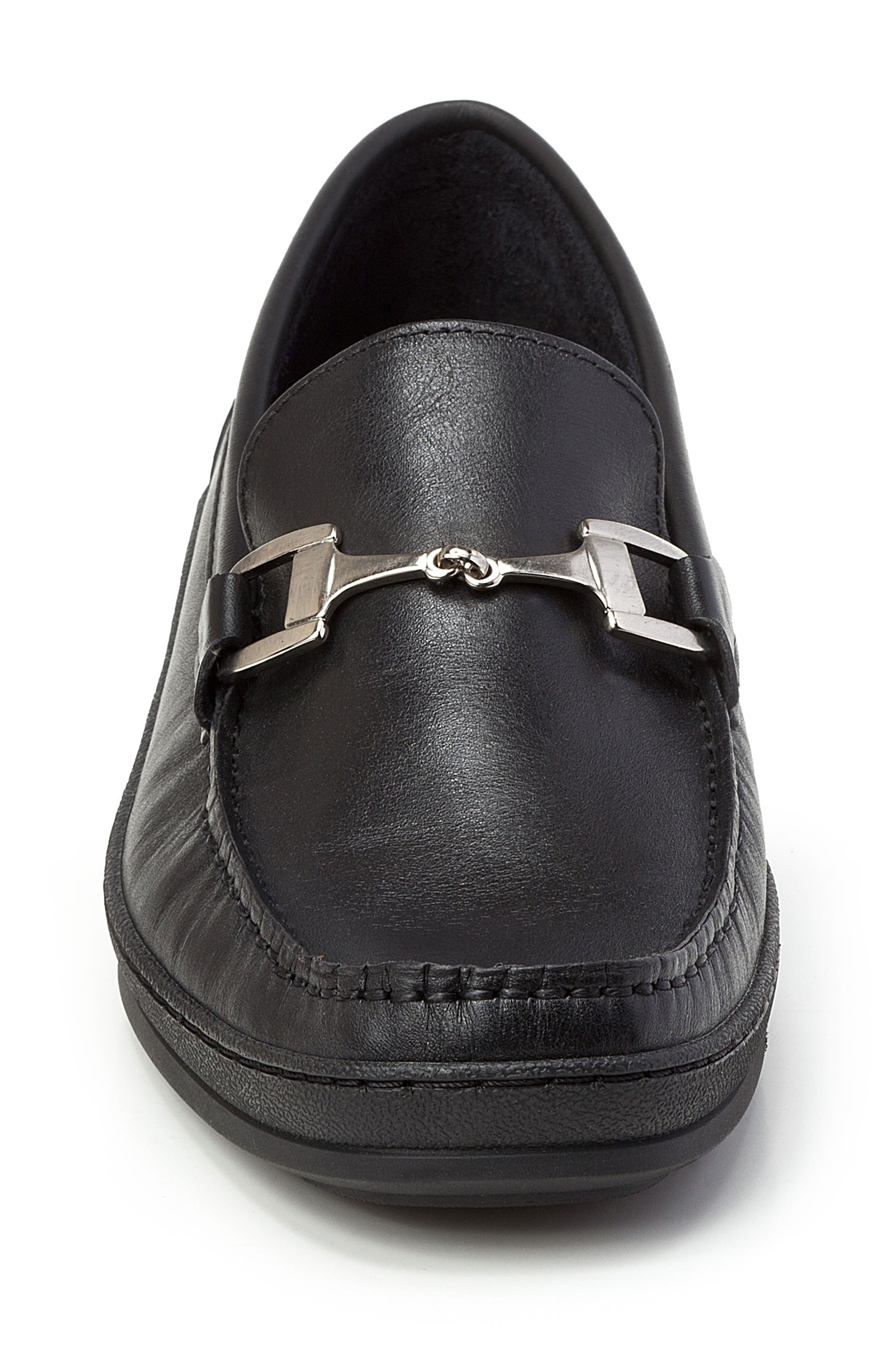 Navarro Bit Loafer,                             Alternate thumbnail 4, color,                             001