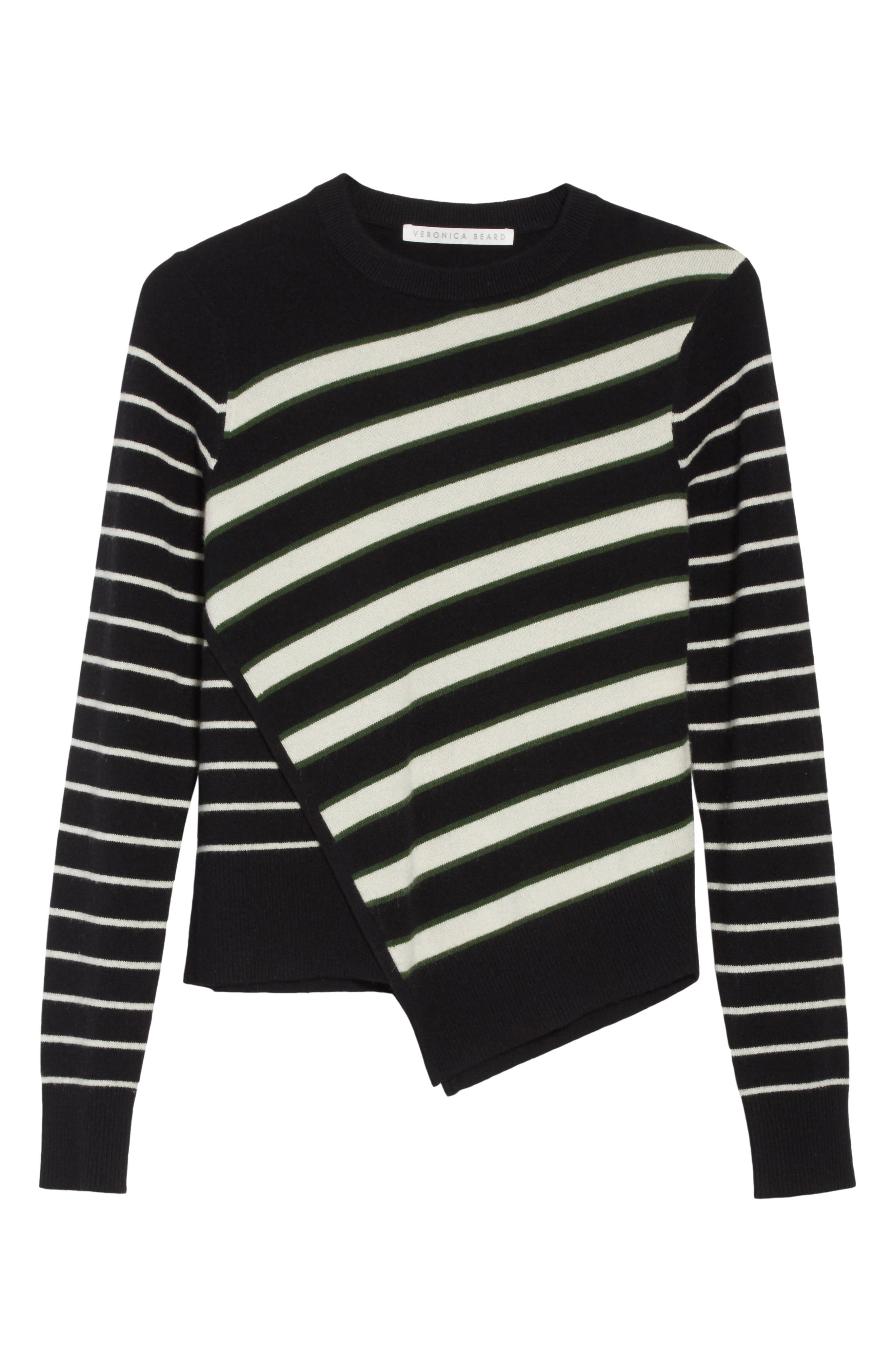 Pepper Cashmere Sweater,                             Alternate thumbnail 6, color,                             007