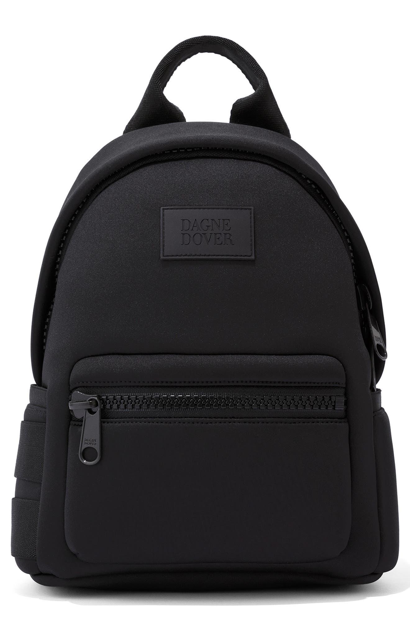 Small Dakota Neoprene Backpack by Dagne Dover