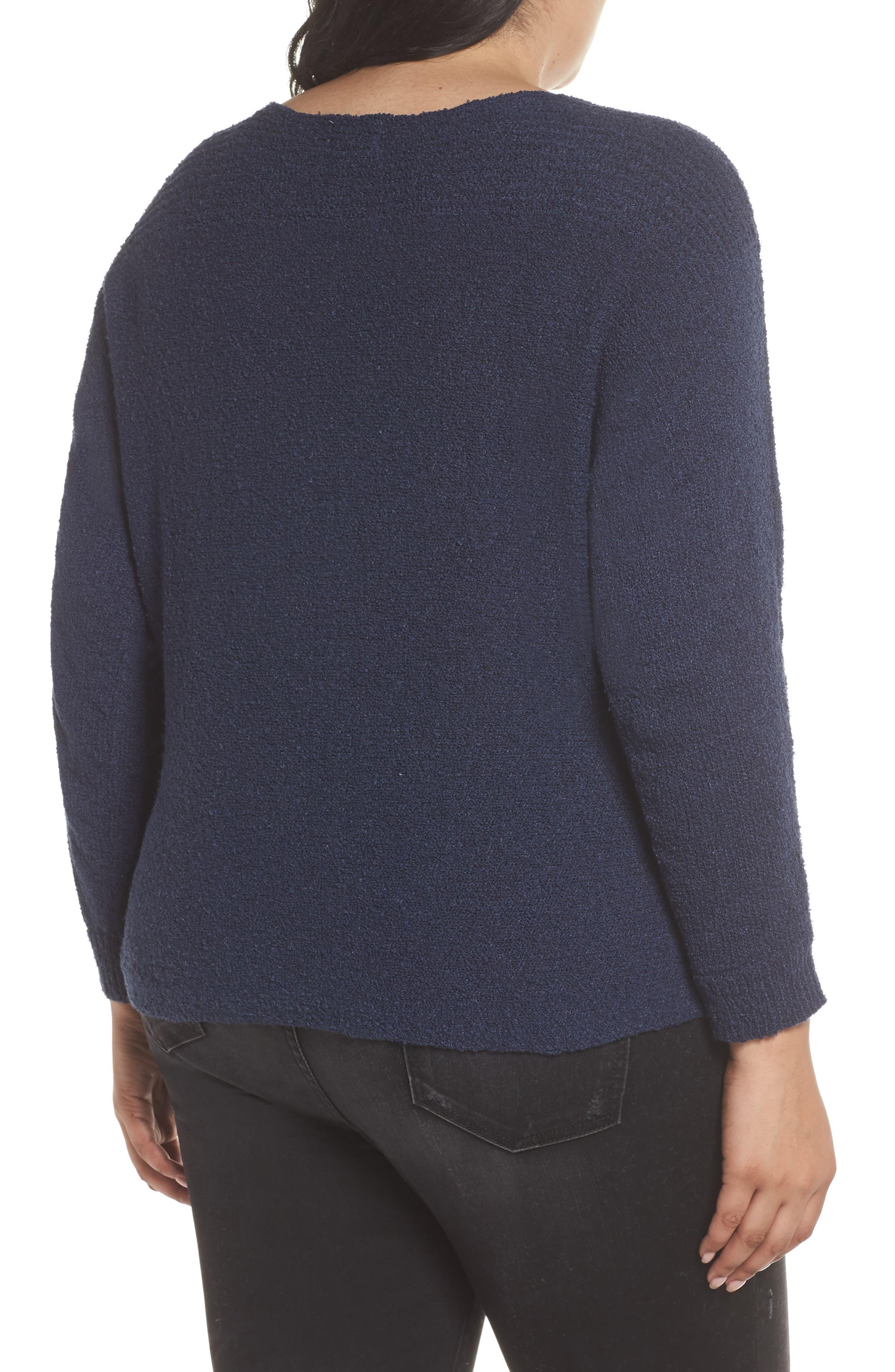 Horizontal Pullover Sweater,                             Alternate thumbnail 2, color,                             410