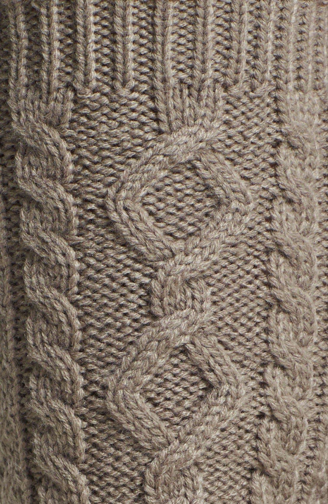 'Ribbon' Leg Warmers,                             Alternate thumbnail 4, color,