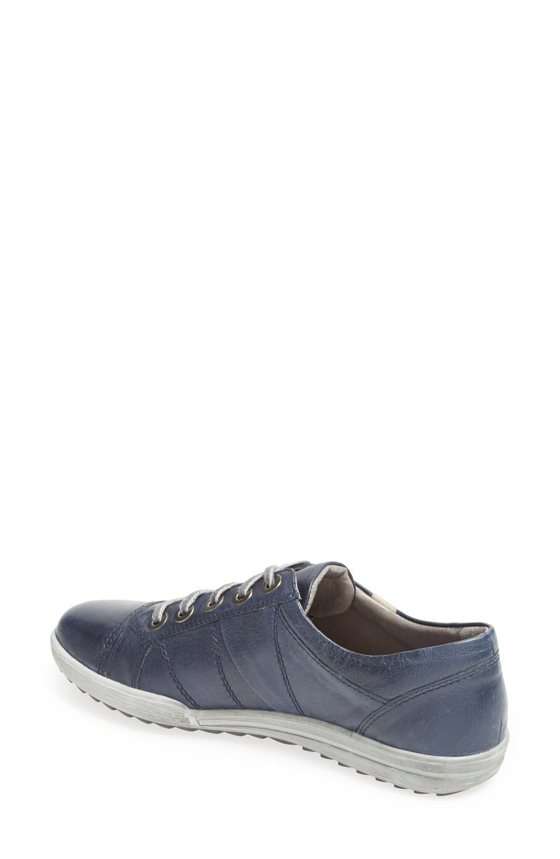 'Dany 05' Leather Sneaker,                             Alternate thumbnail 50, color,