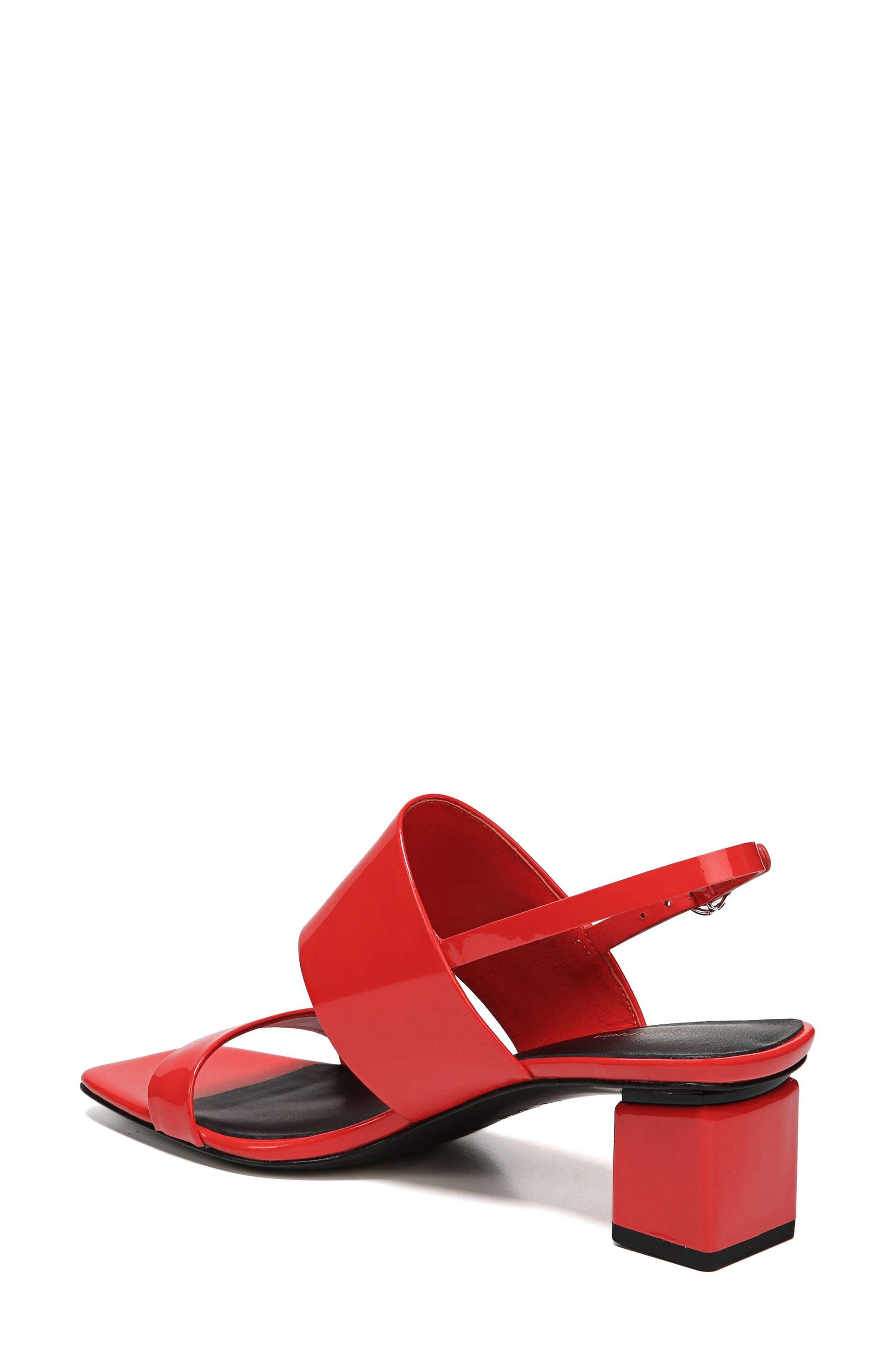 Forte Block Heel Sandal,                             Alternate thumbnail 18, color,