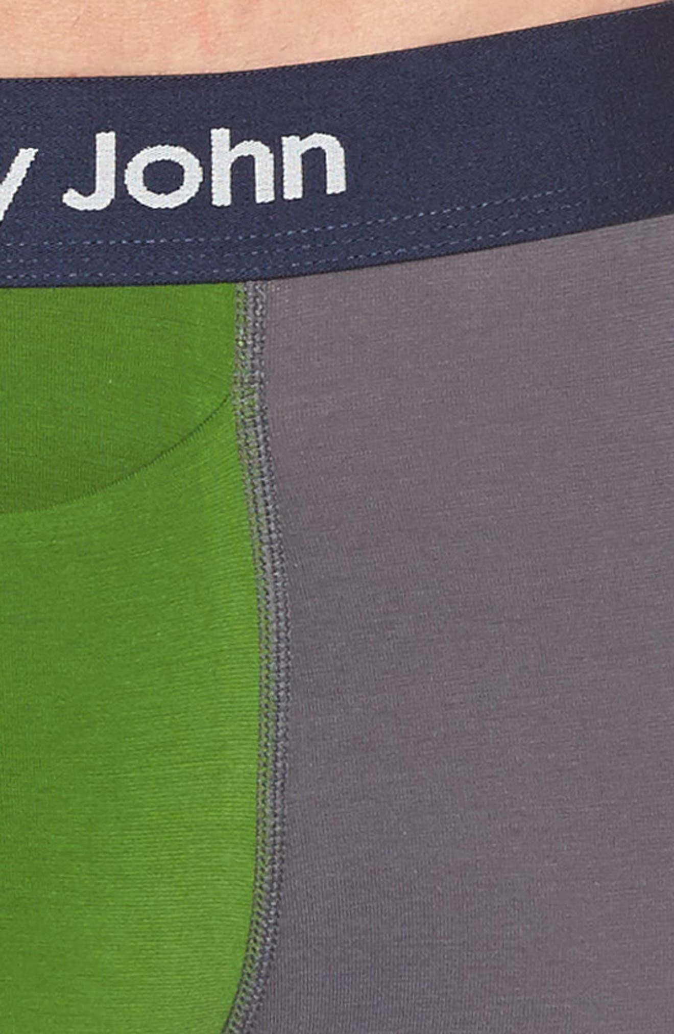 Cool Cotton Blend Trunks,                             Alternate thumbnail 4, color,                             094