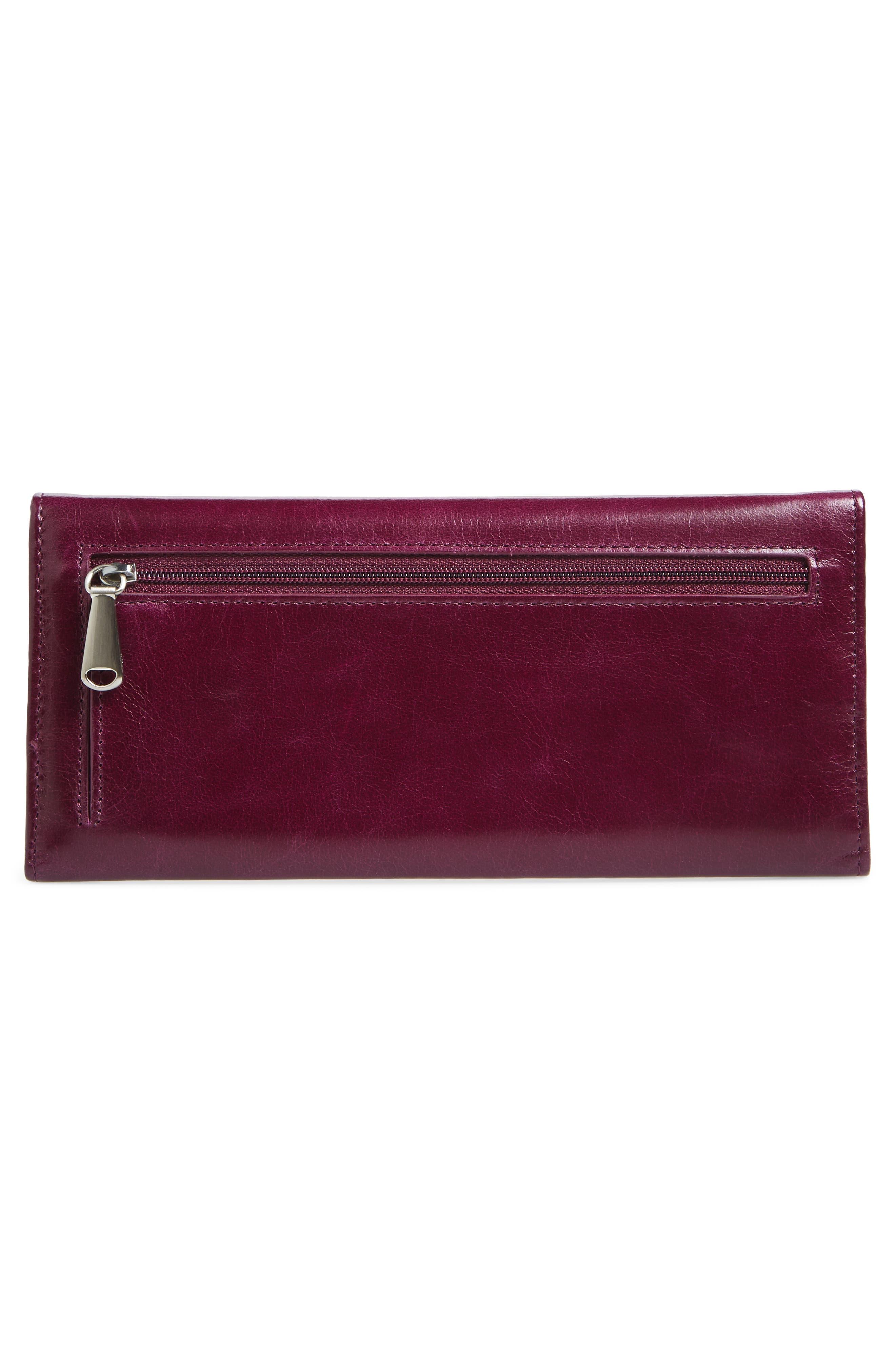 'Sadie' Leather Wallet,                             Alternate thumbnail 109, color,