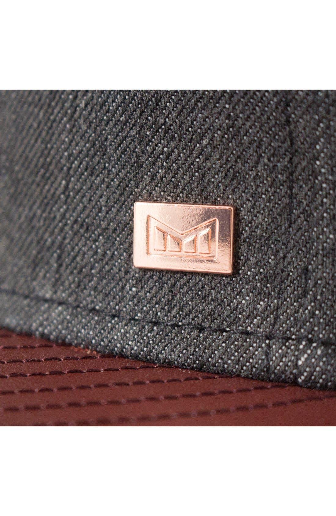 MELIN,                             Concrete Baseball Cap,                             Alternate thumbnail 6, color,                             032