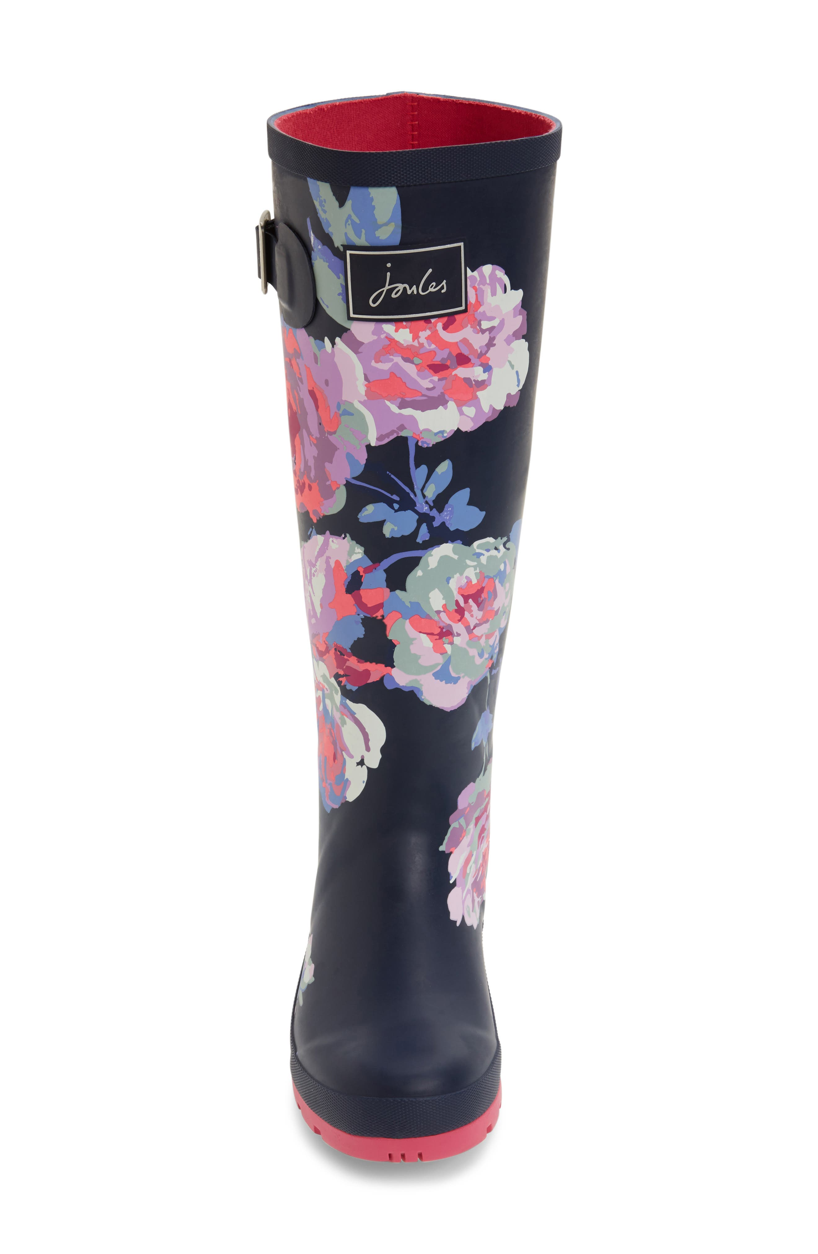 'Welly' Print Rain Boot,                             Alternate thumbnail 93, color,
