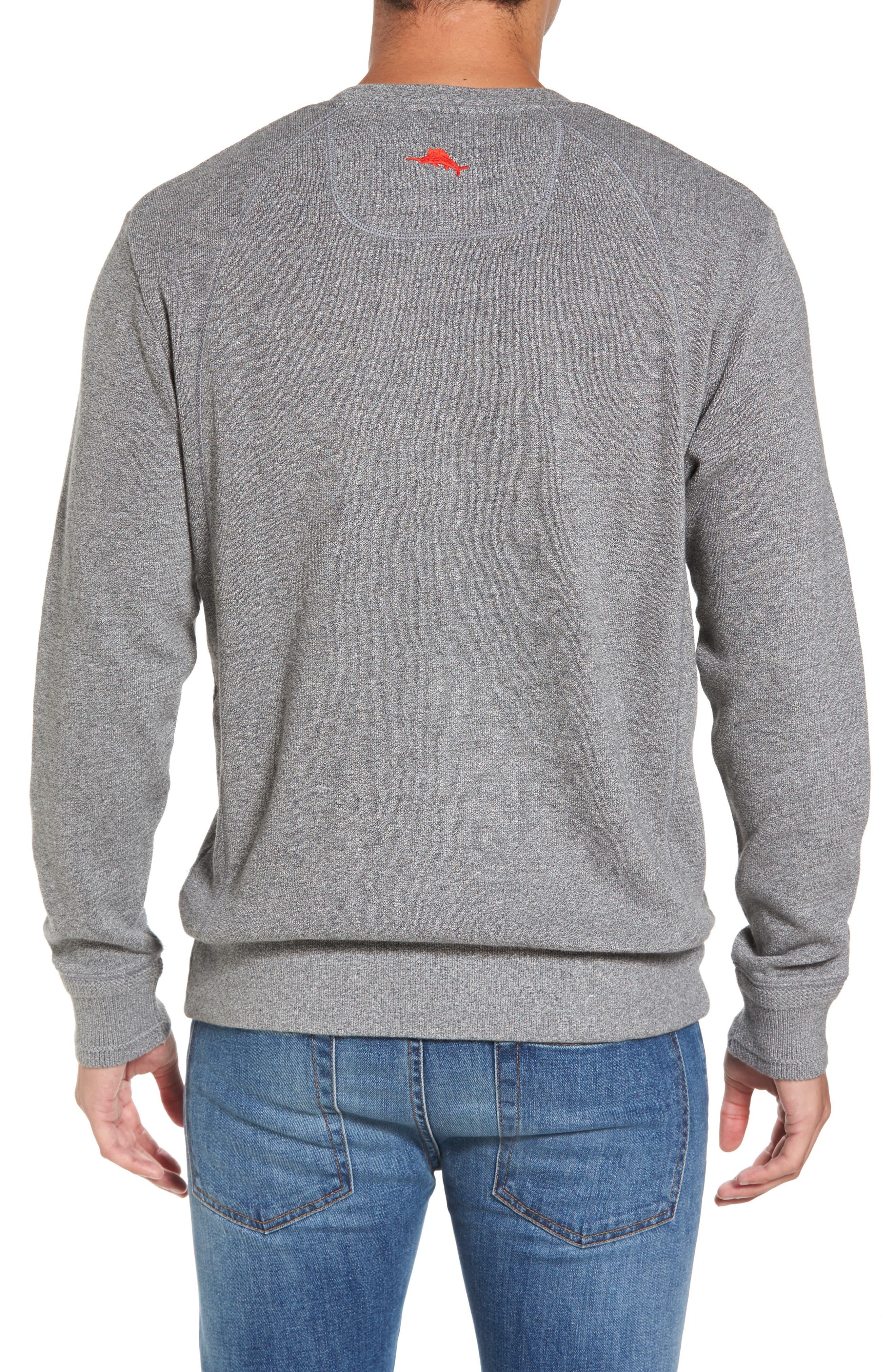 NFL Stitch of Liberty Embroidered Crewneck Sweatshirt,                             Alternate thumbnail 39, color,