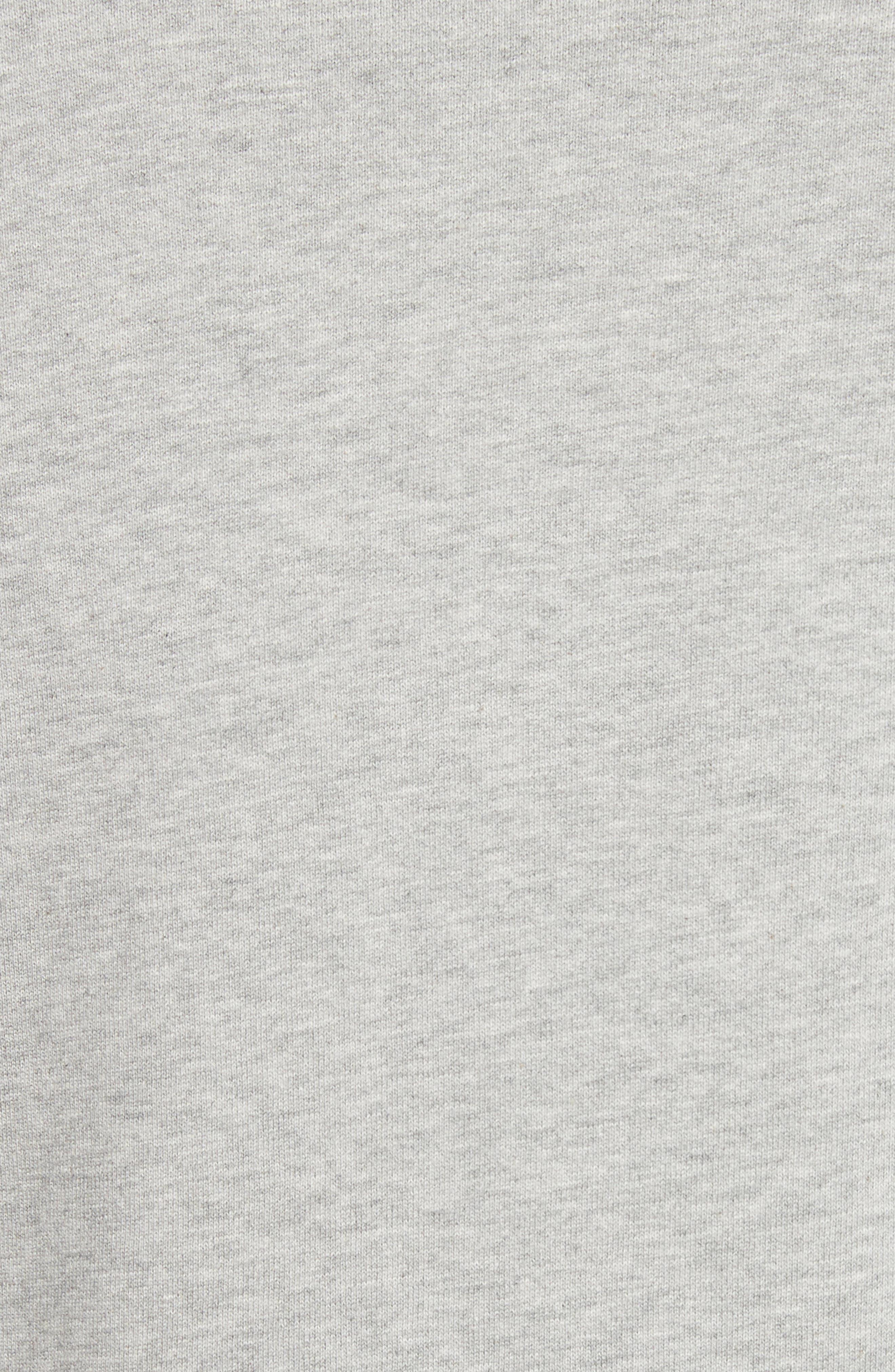Crewneck Sweatshirt,                             Alternate thumbnail 5, color,                             060