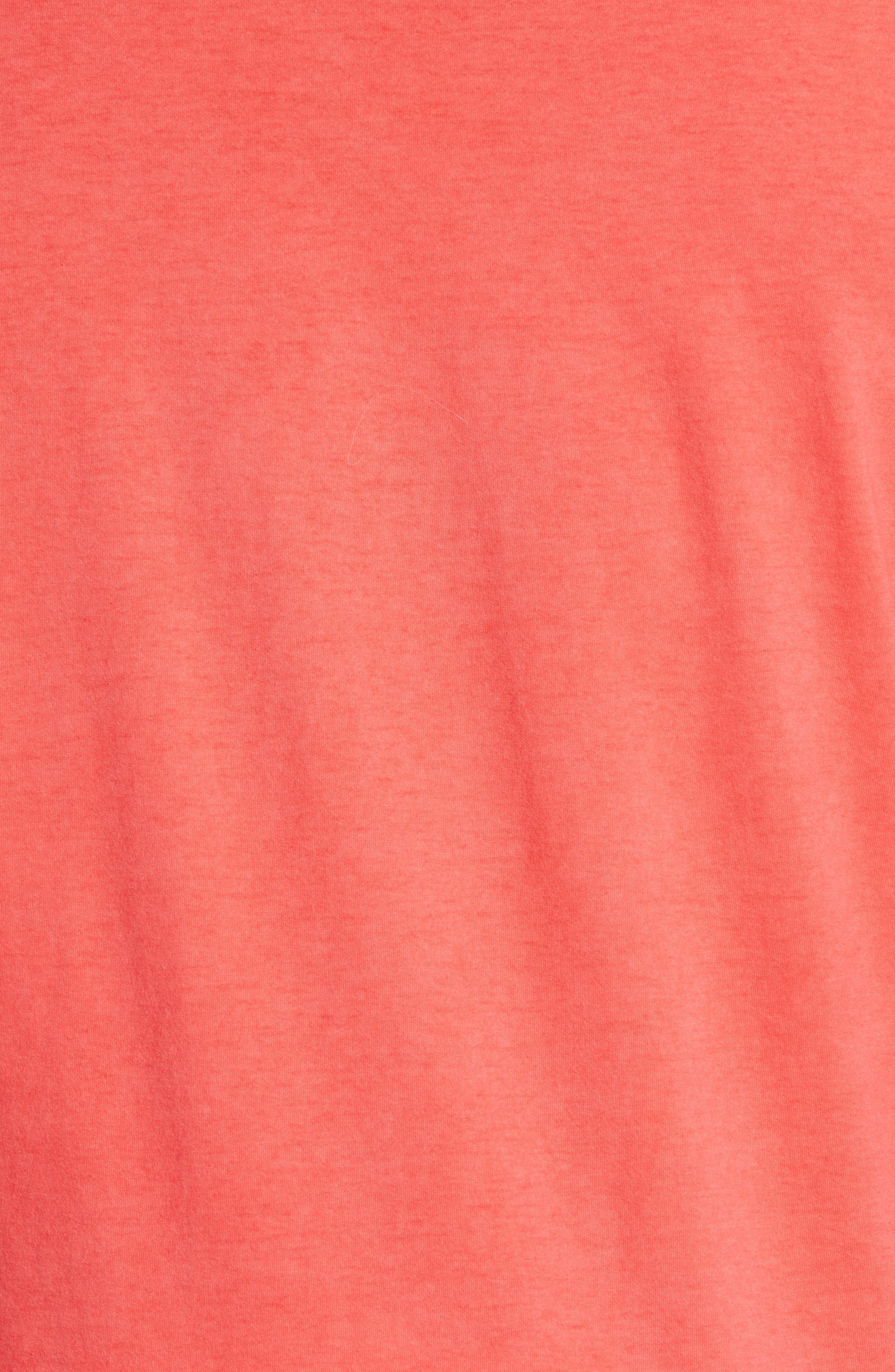 Crackle Logo T-Shirt,                             Alternate thumbnail 5, color,                             600