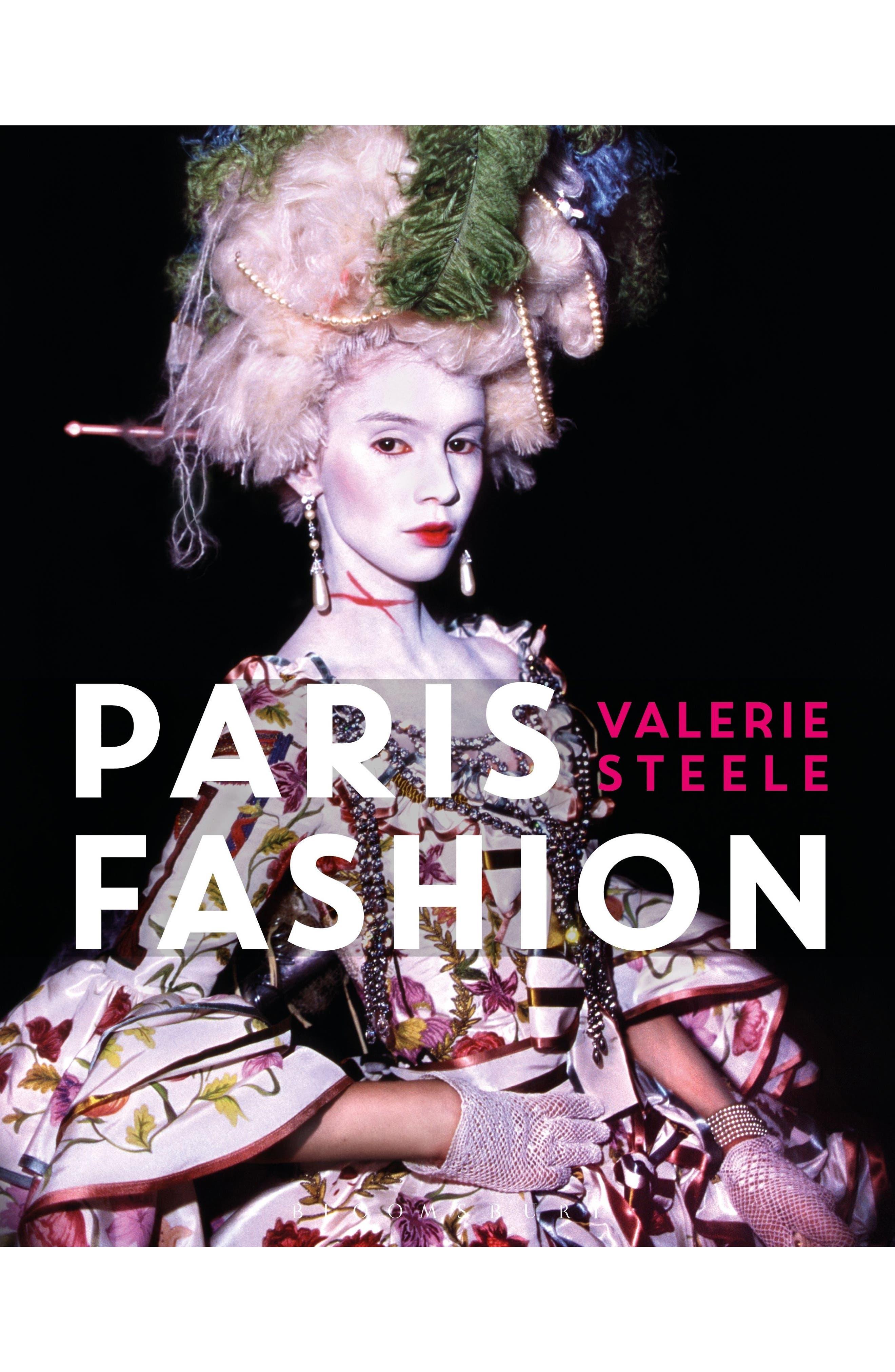 Paris Fashion Book,                             Main thumbnail 1, color,                             001
