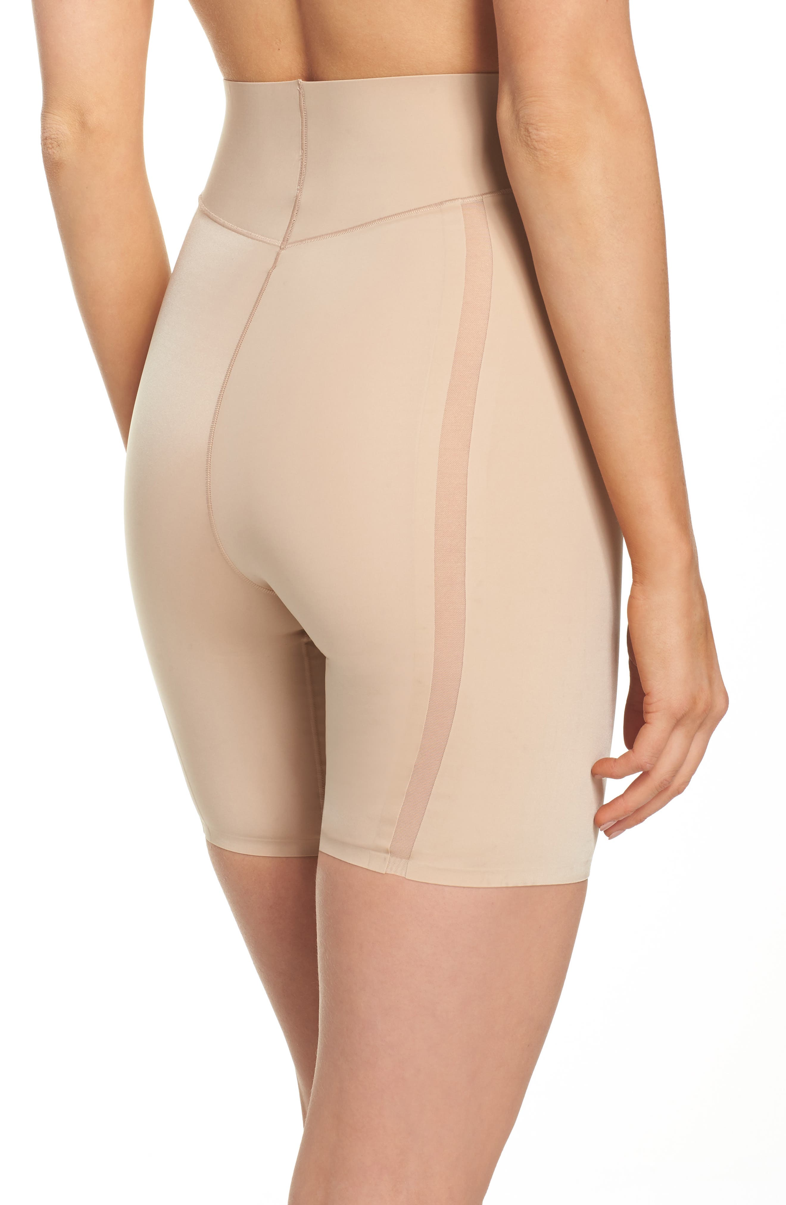 Sculpted Shapewear Thigh Shaper,                             Alternate thumbnail 2, color,                             250