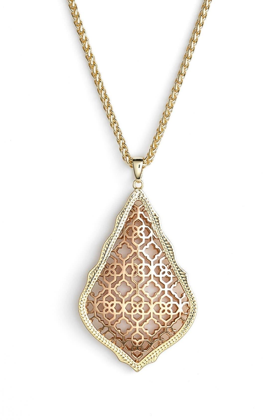 'Aiden' Pendant Necklace,                             Alternate thumbnail 19, color,