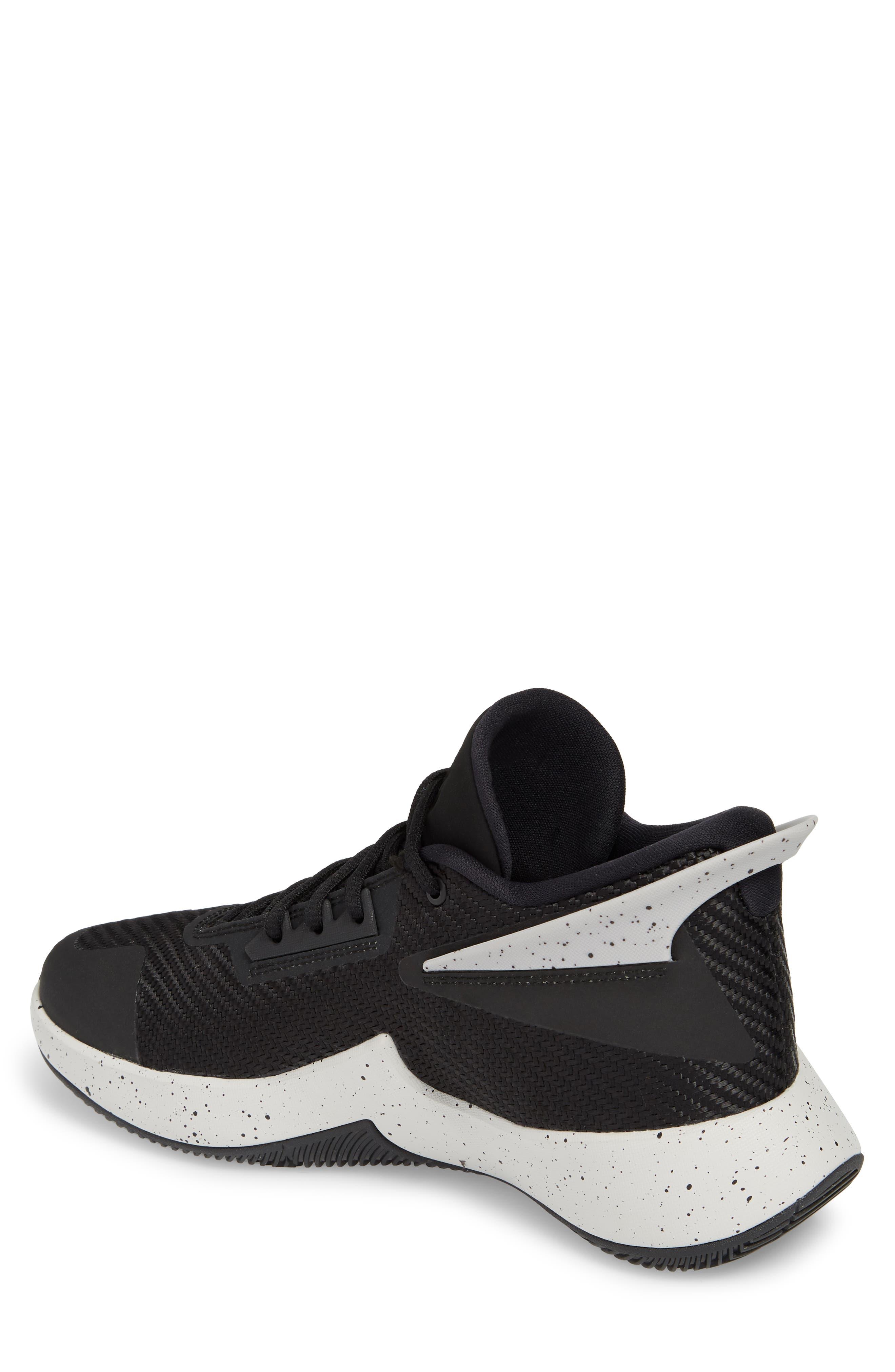 Jordan Fly Lockdown Sneaker,                             Alternate thumbnail 2, color,                             010
