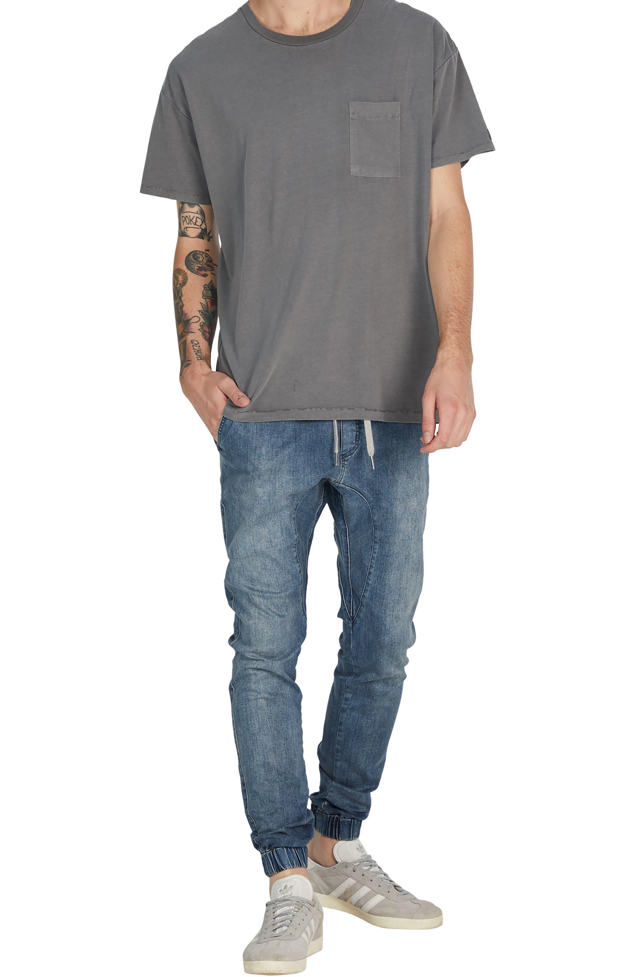 Rugger Pocket T-Shirt,                             Alternate thumbnail 5, color,                             029