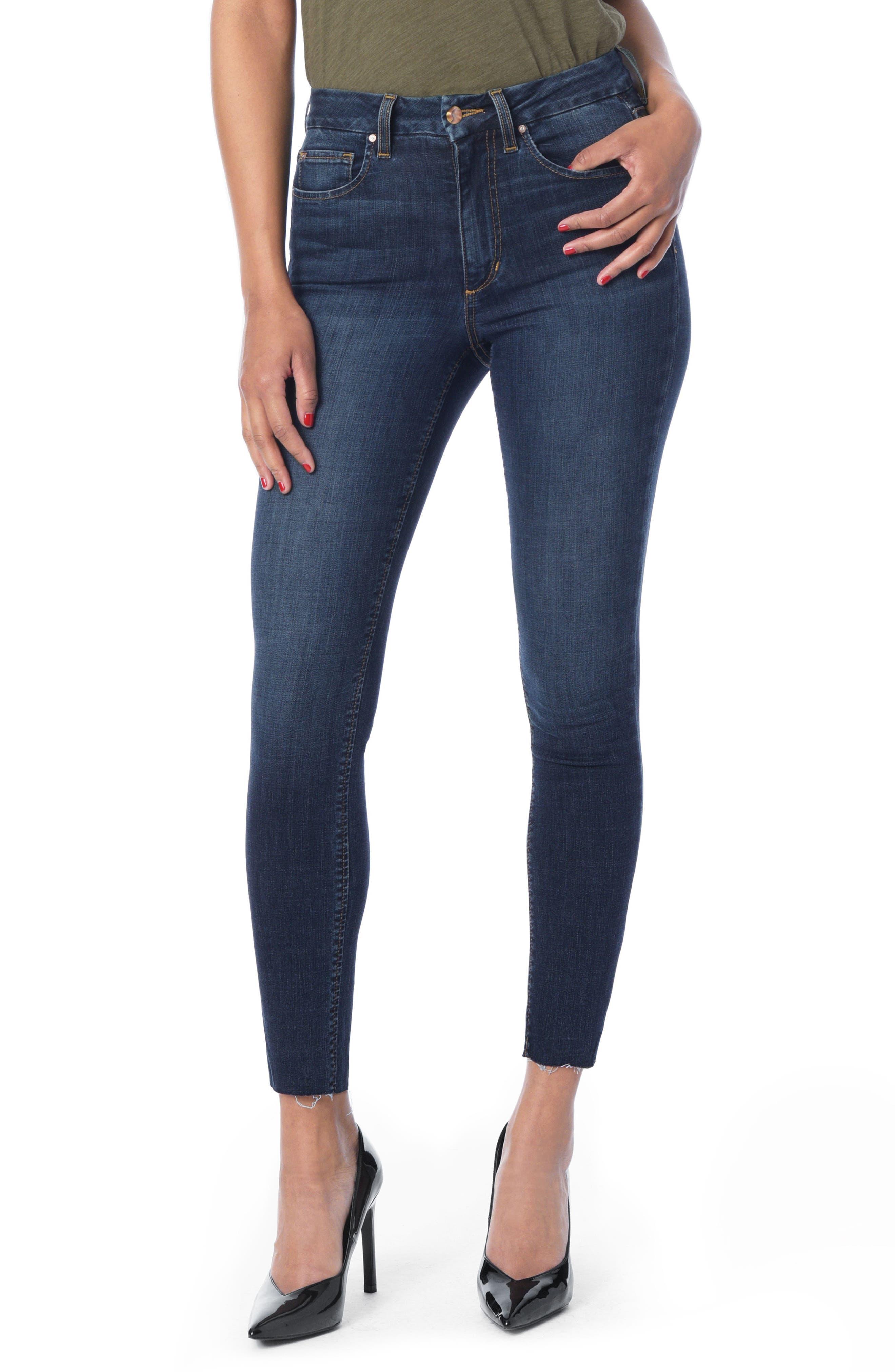 Women's Joe's Hi Rise Honey Curvy Skinny Ankle Jeans