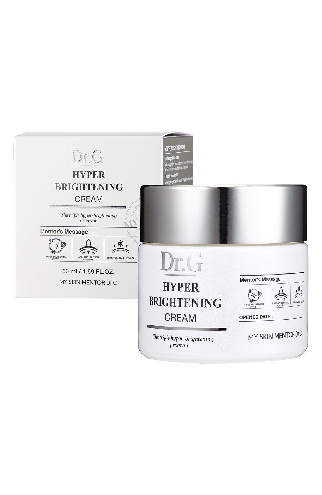 Hyper Brightening Cream,                             Alternate thumbnail 3, color,                             000