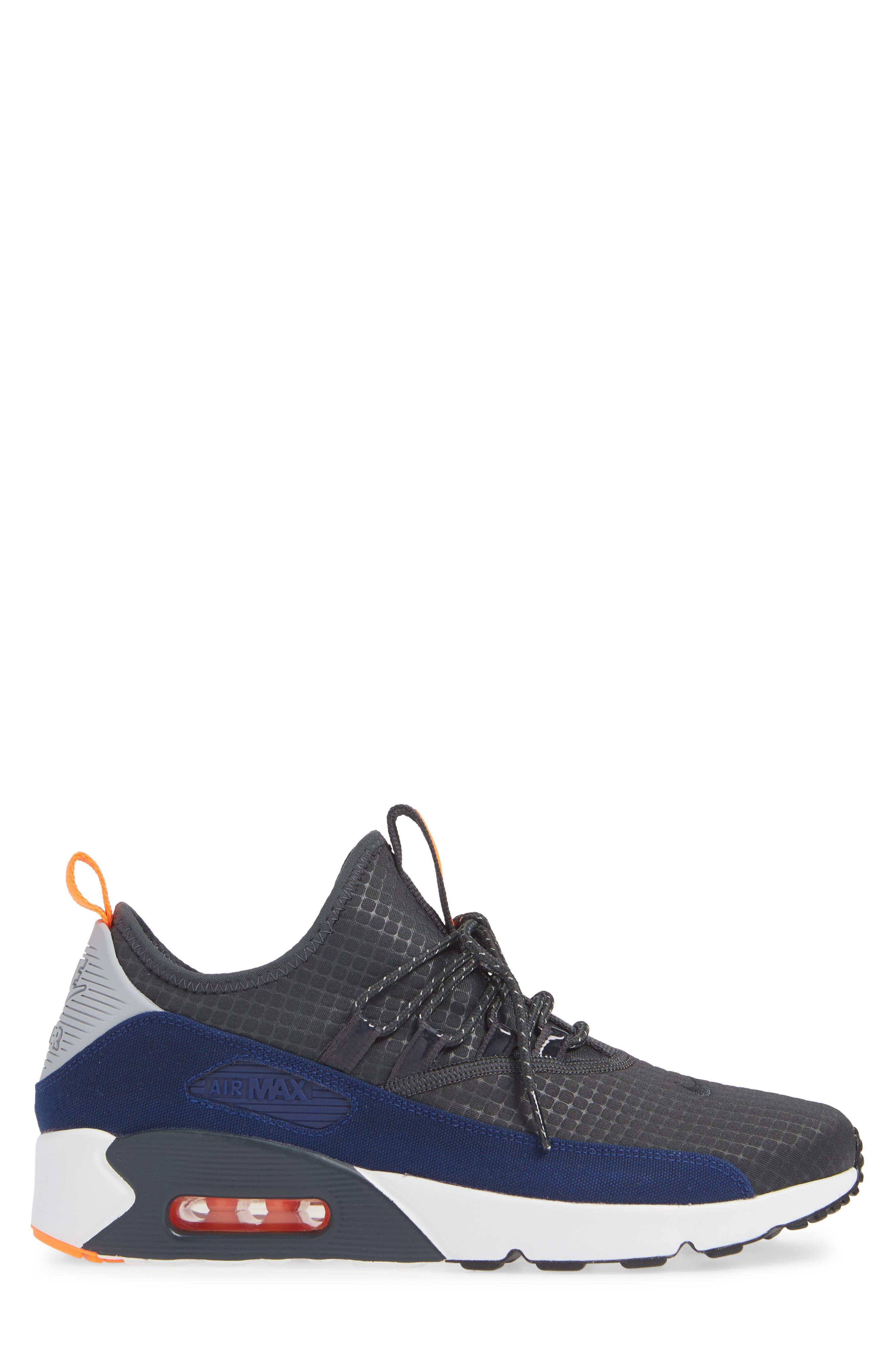 NIKE,                             Air Max 90 EZ Sneaker,                             Alternate thumbnail 3, color,                             027