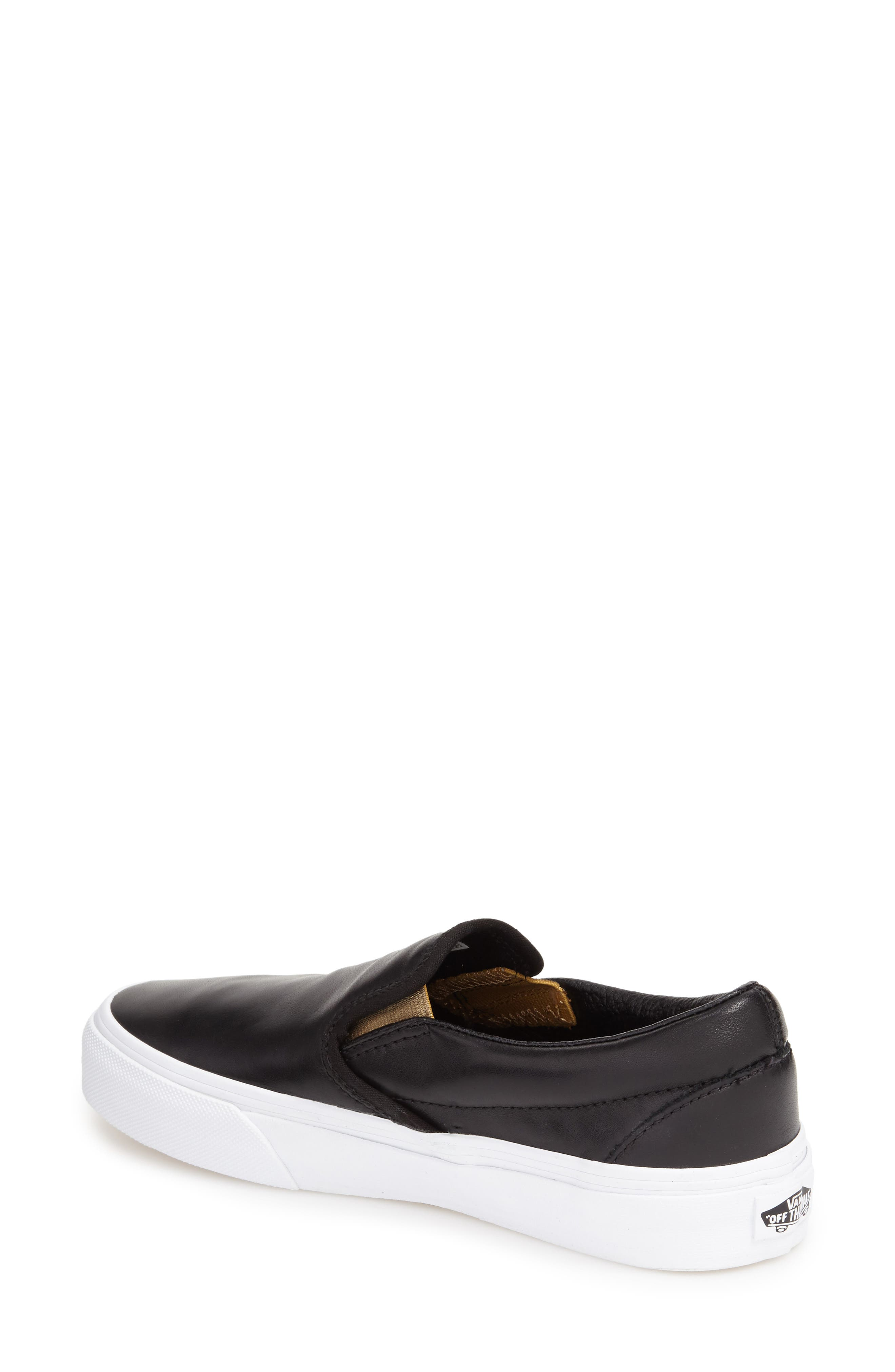 Classic Slip-On Sneaker,                             Alternate thumbnail 228, color,
