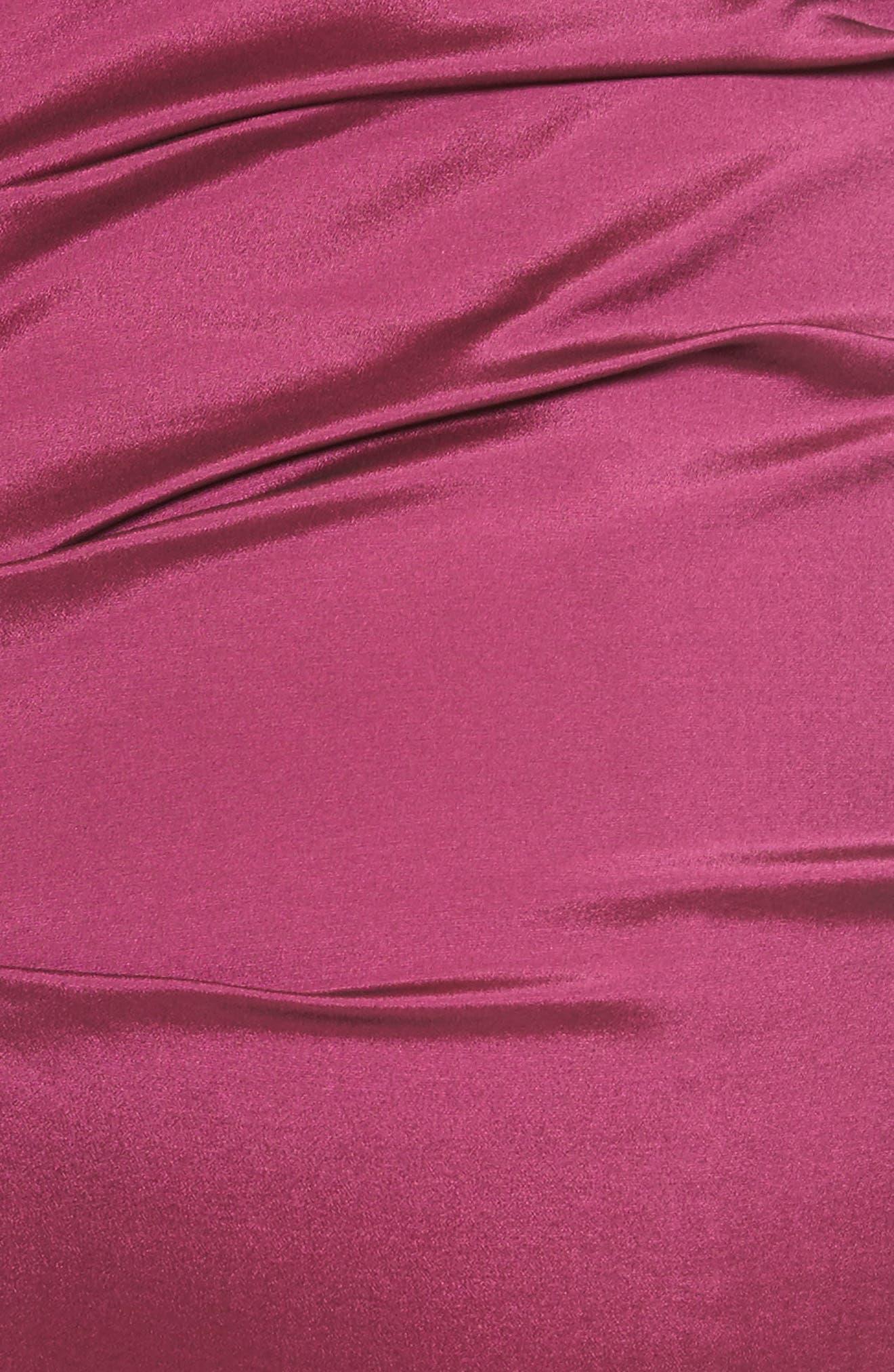 Frilled Column Dress,                             Alternate thumbnail 5, color,                             612
