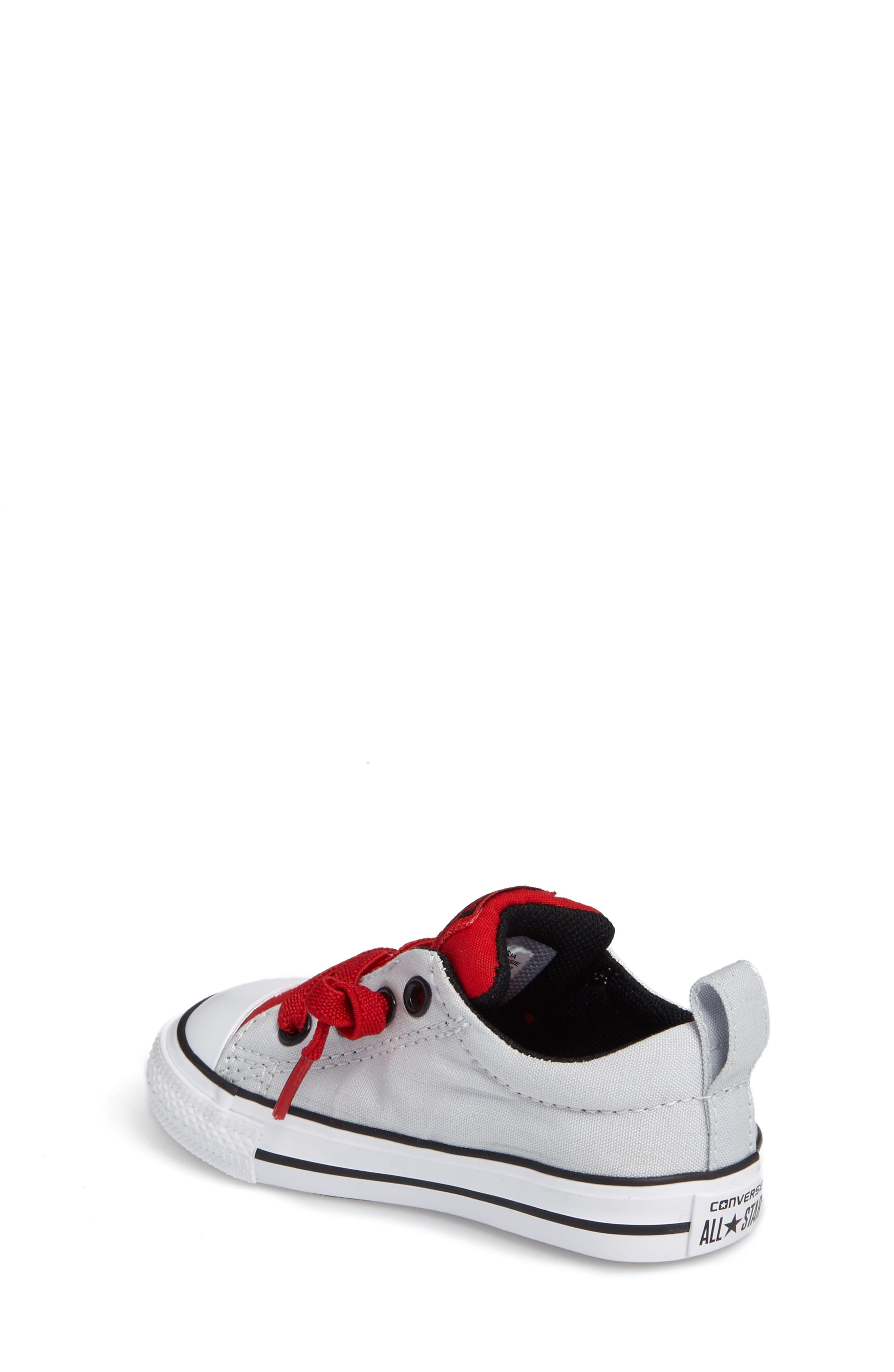 All Star<sup>®</sup> Street Slip Low Top Sneaker,                             Alternate thumbnail 2, color,                             040