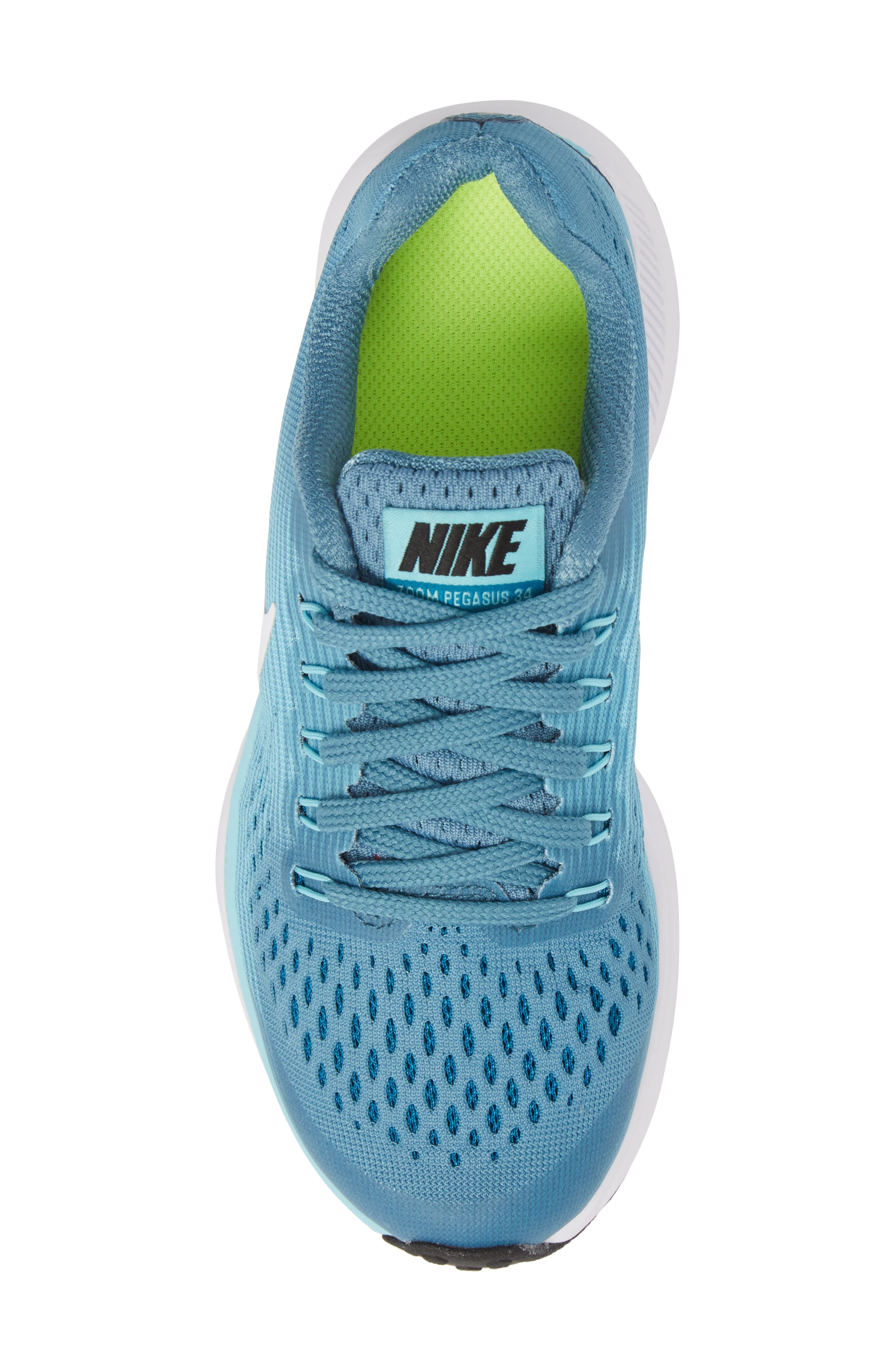 Zoom Pegasus 34 Sneaker,                             Alternate thumbnail 21, color,