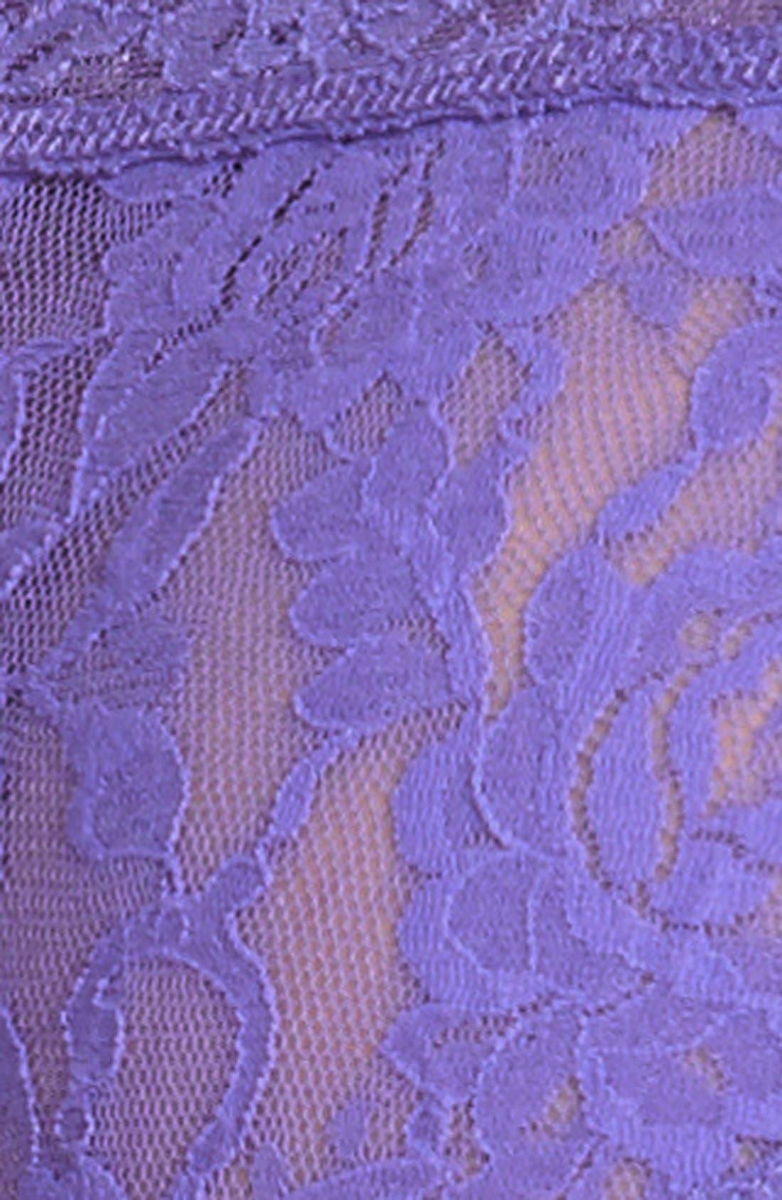 'Signature Lace' Brazilian Bikini,                             Alternate thumbnail 85, color,