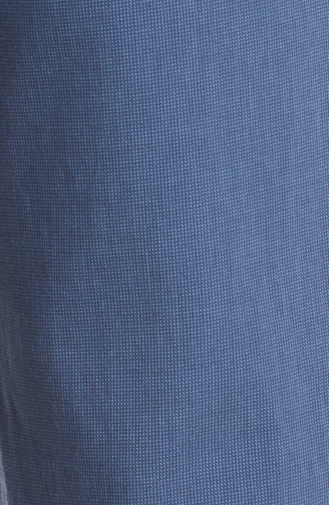 Sensation Stretch Trousers,                             Alternate thumbnail 5, color,                             BLUE