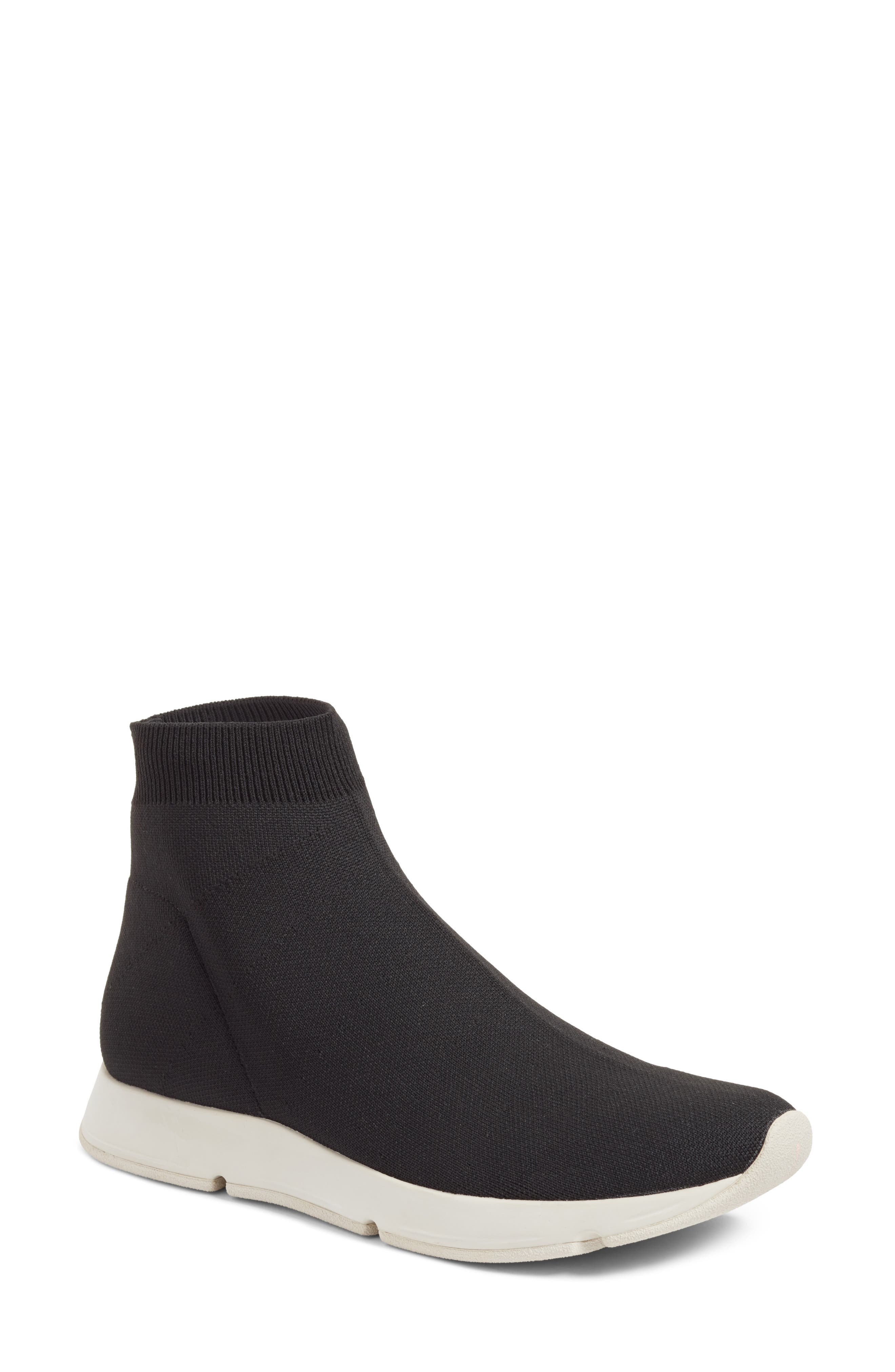 Tyra Sock Sneaker,                         Main,                         color, 001