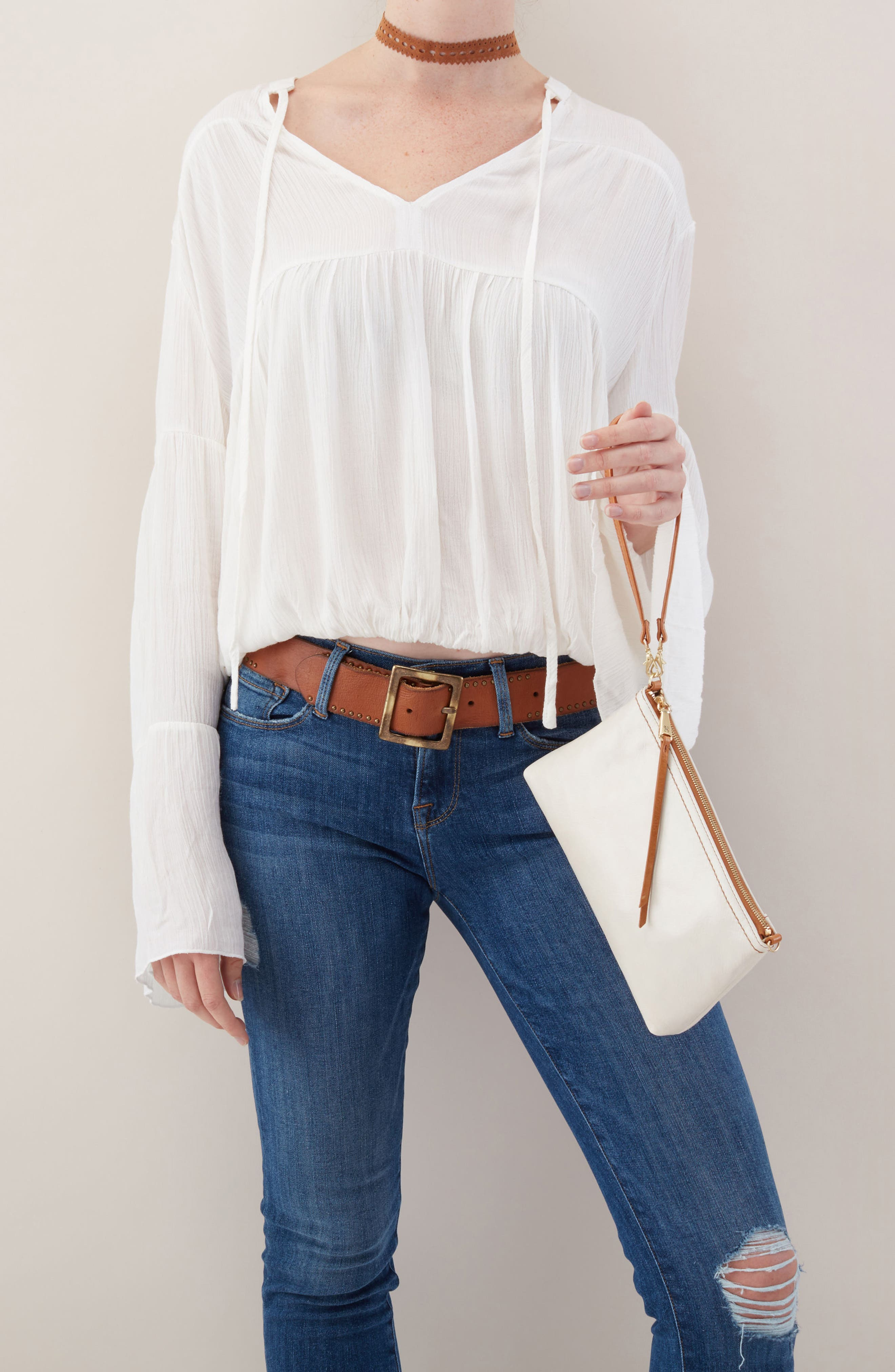 'Darcy' Leather Crossbody Bag,                             Alternate thumbnail 32, color,